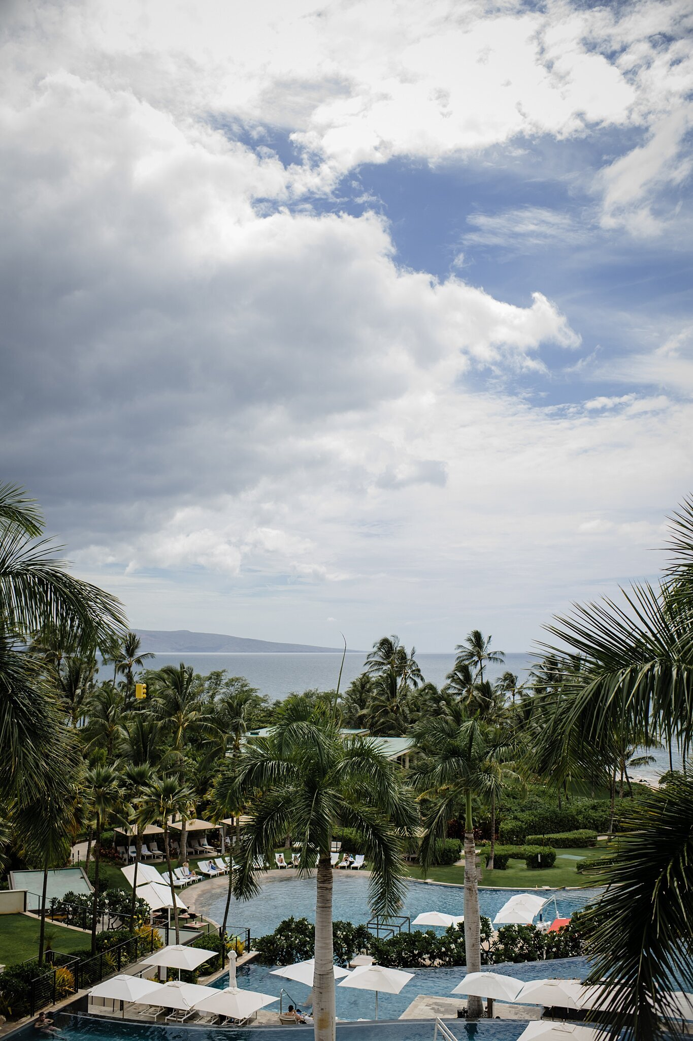 andaz maui wedding location