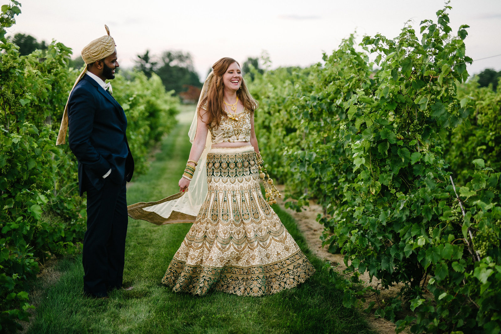 Indian-Fusion-Wedding-Youngstown-OH