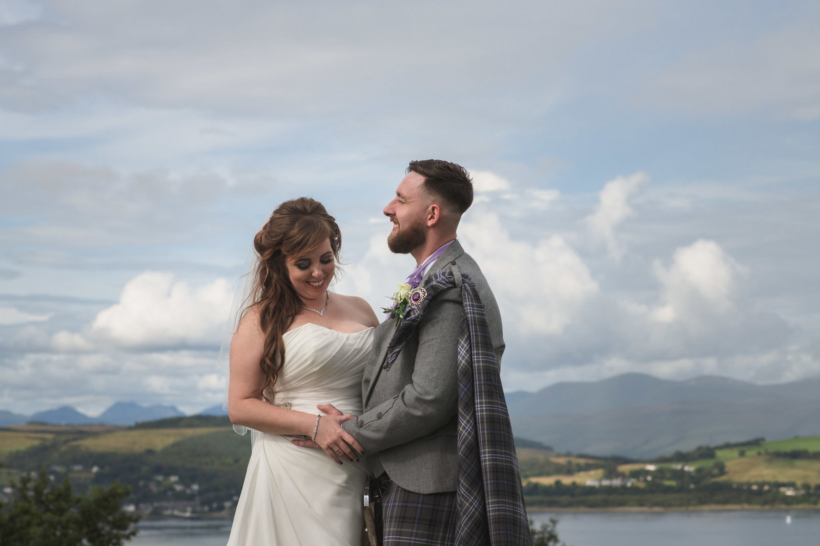 Glasgow wedding photographer vintage-9
