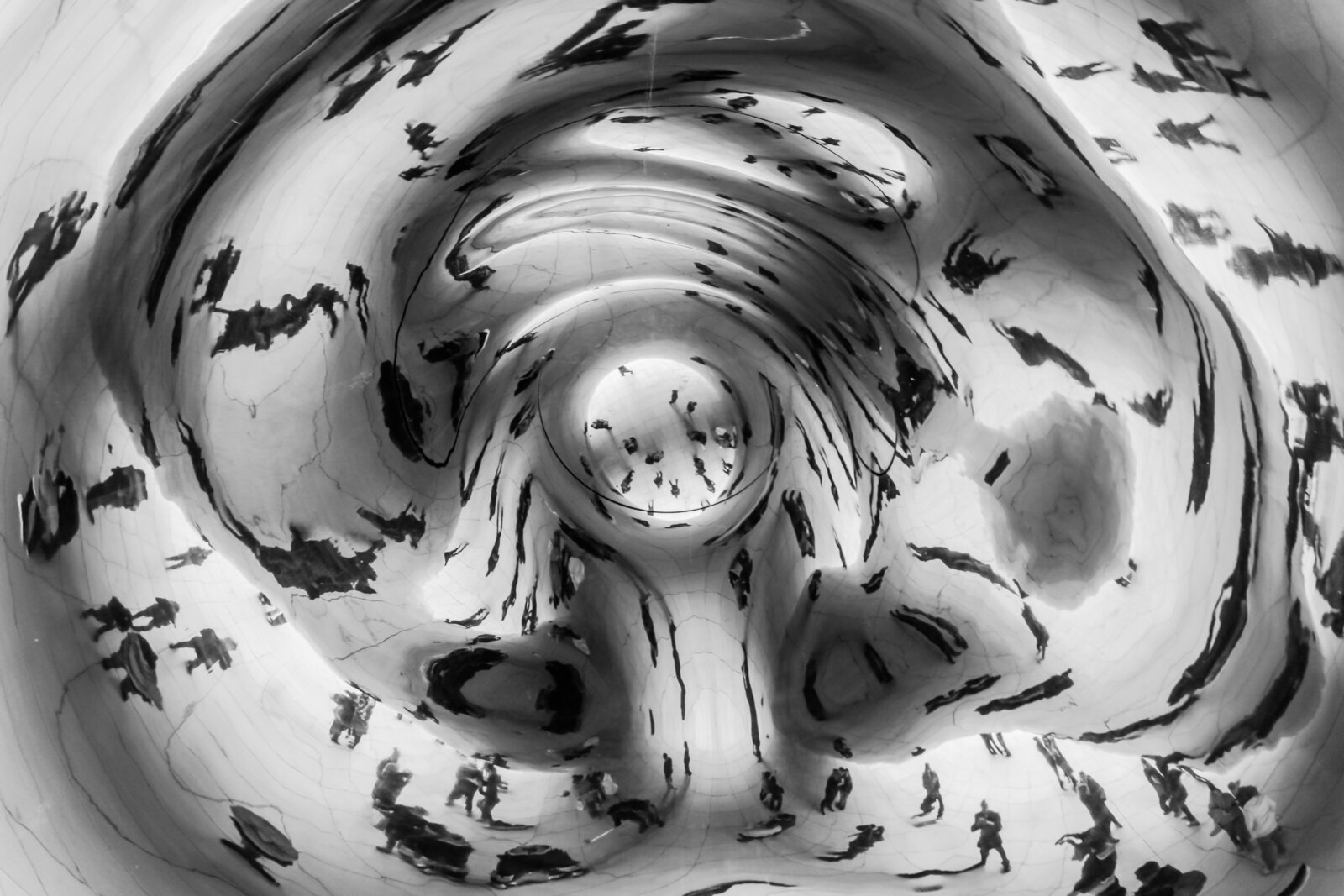 066-KBP-Chicago-Bean-Black-and-White-abstract