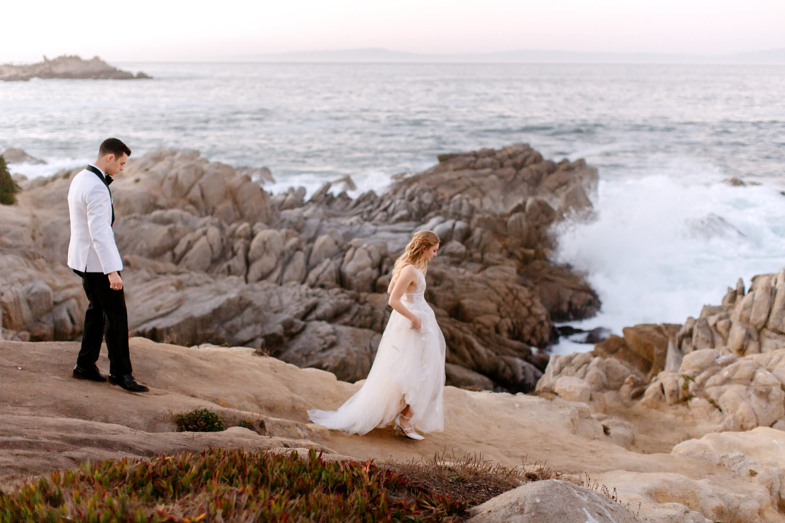 Info about a professional destination wedding videographers based out of Monterey, CA.