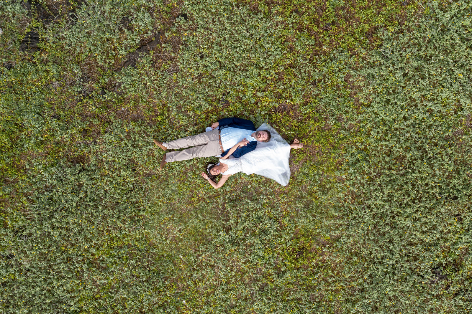 hawaiidronewedding