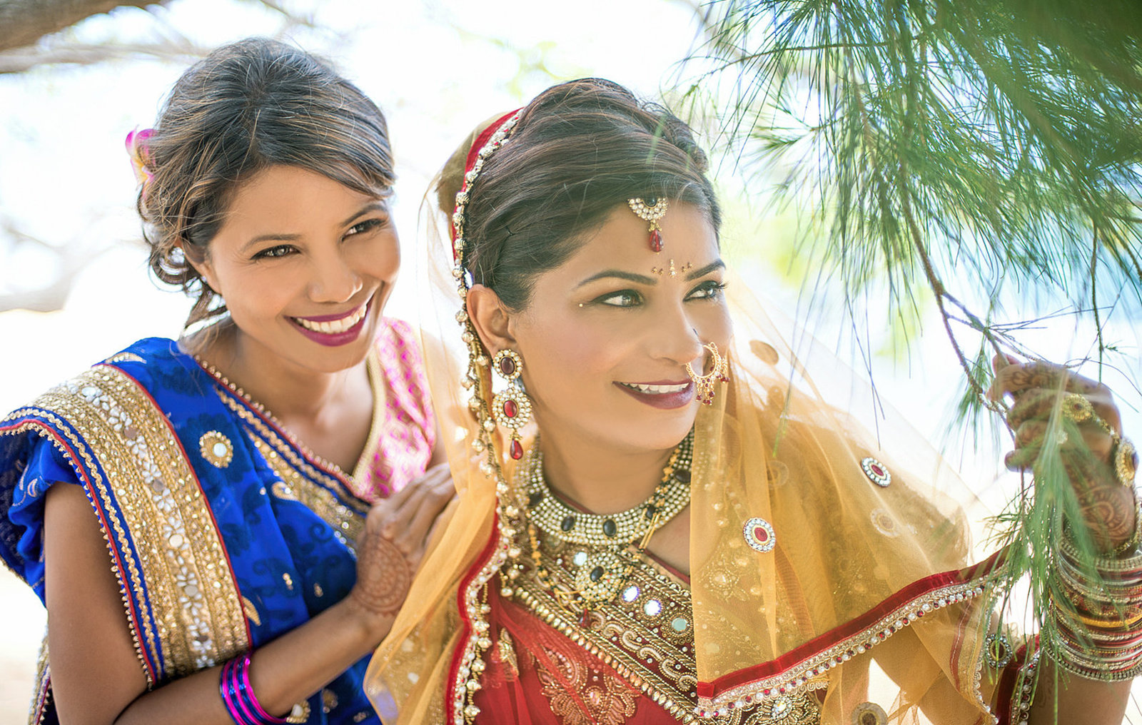 Indian weddings on Maui