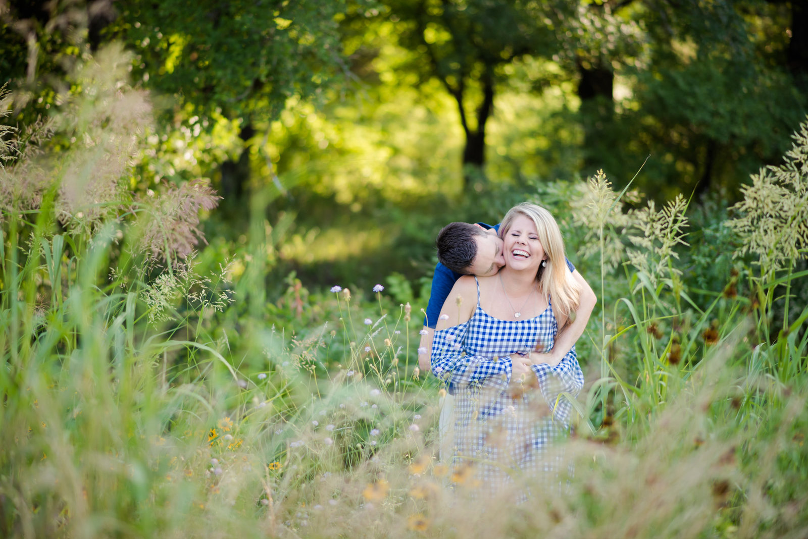 Denton engagement photographer