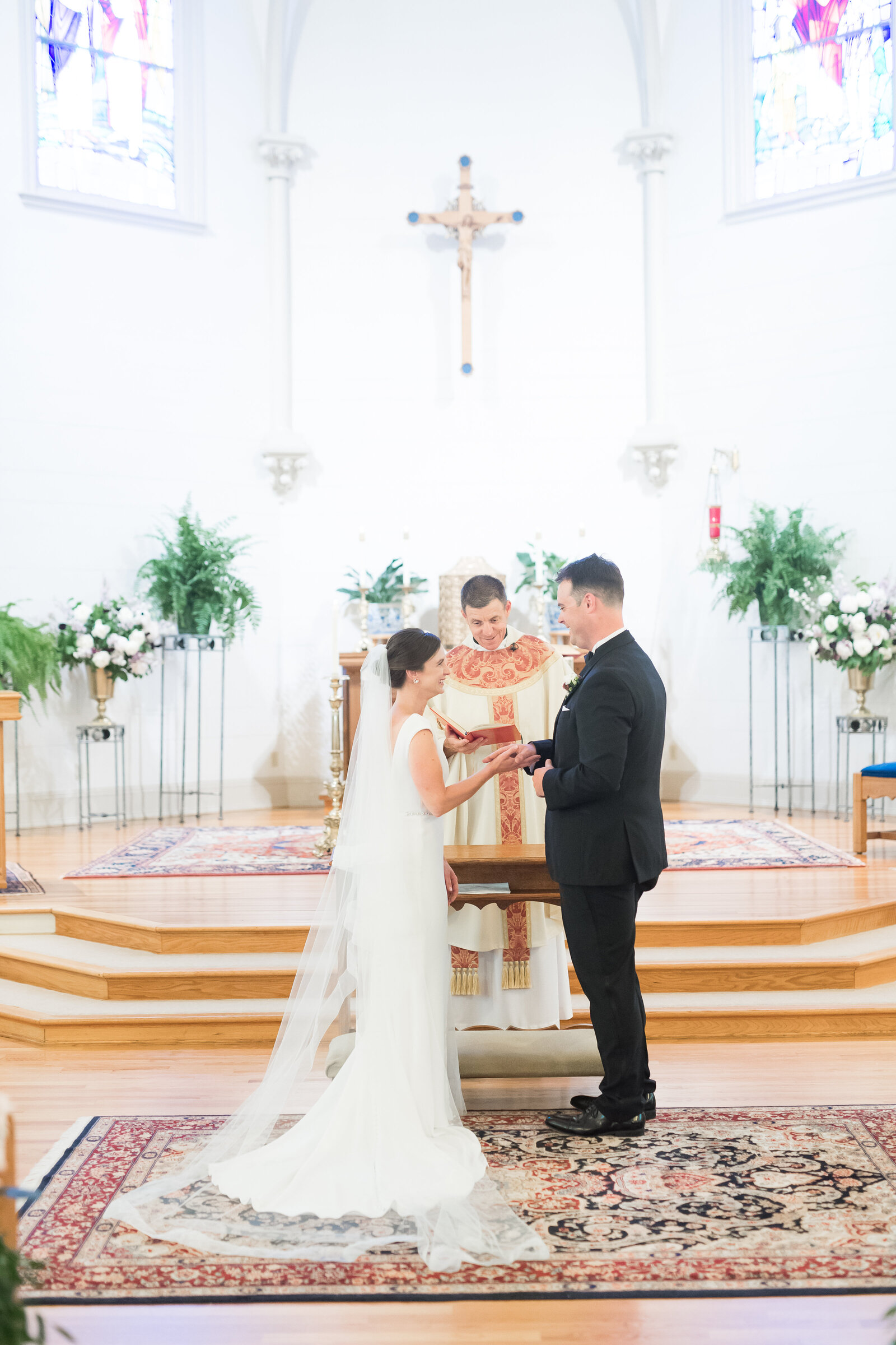 mystic connecticut wedding ceremony_9
