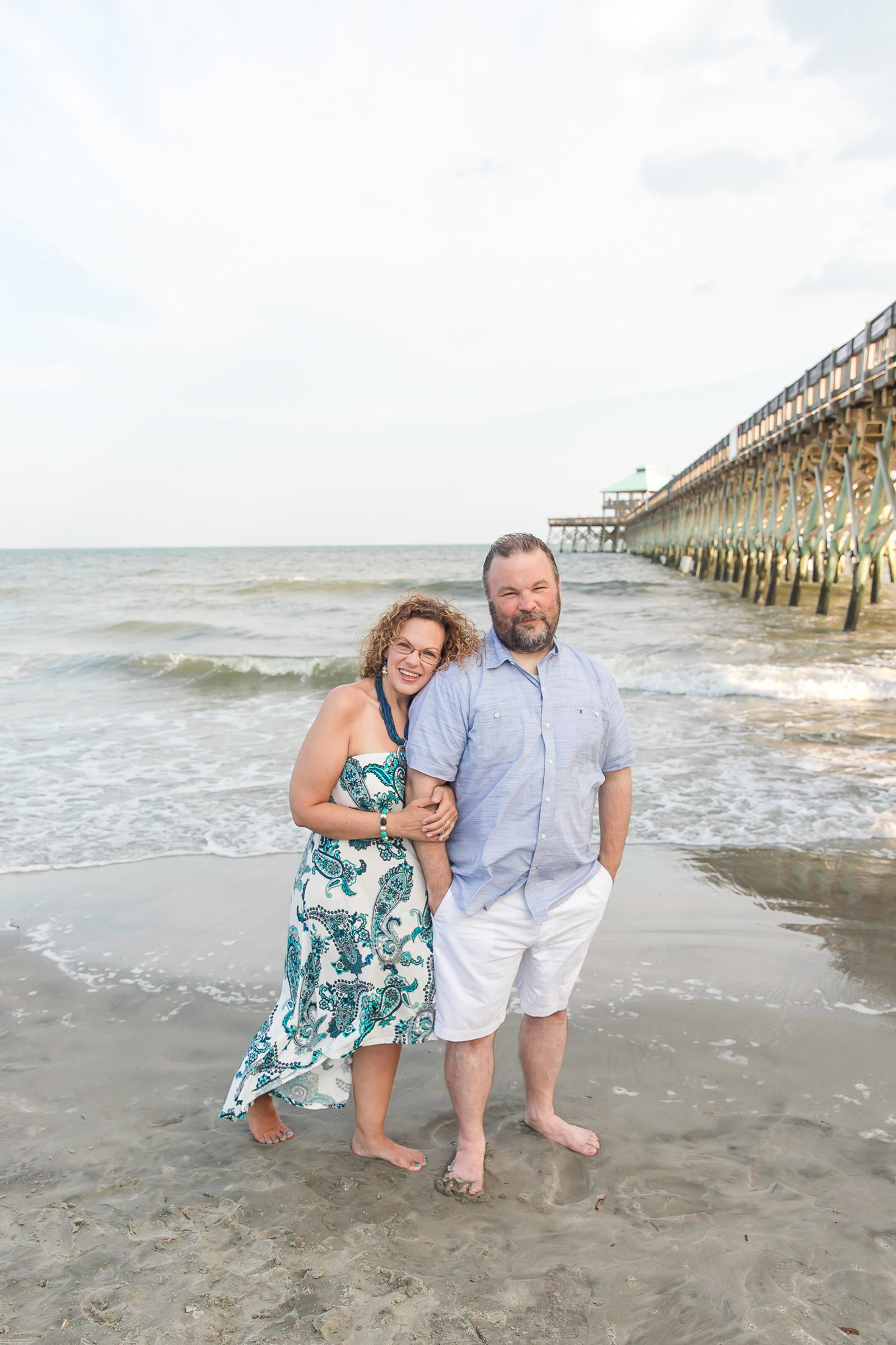 Janice Jones Photography South Carolina Beach Session 1