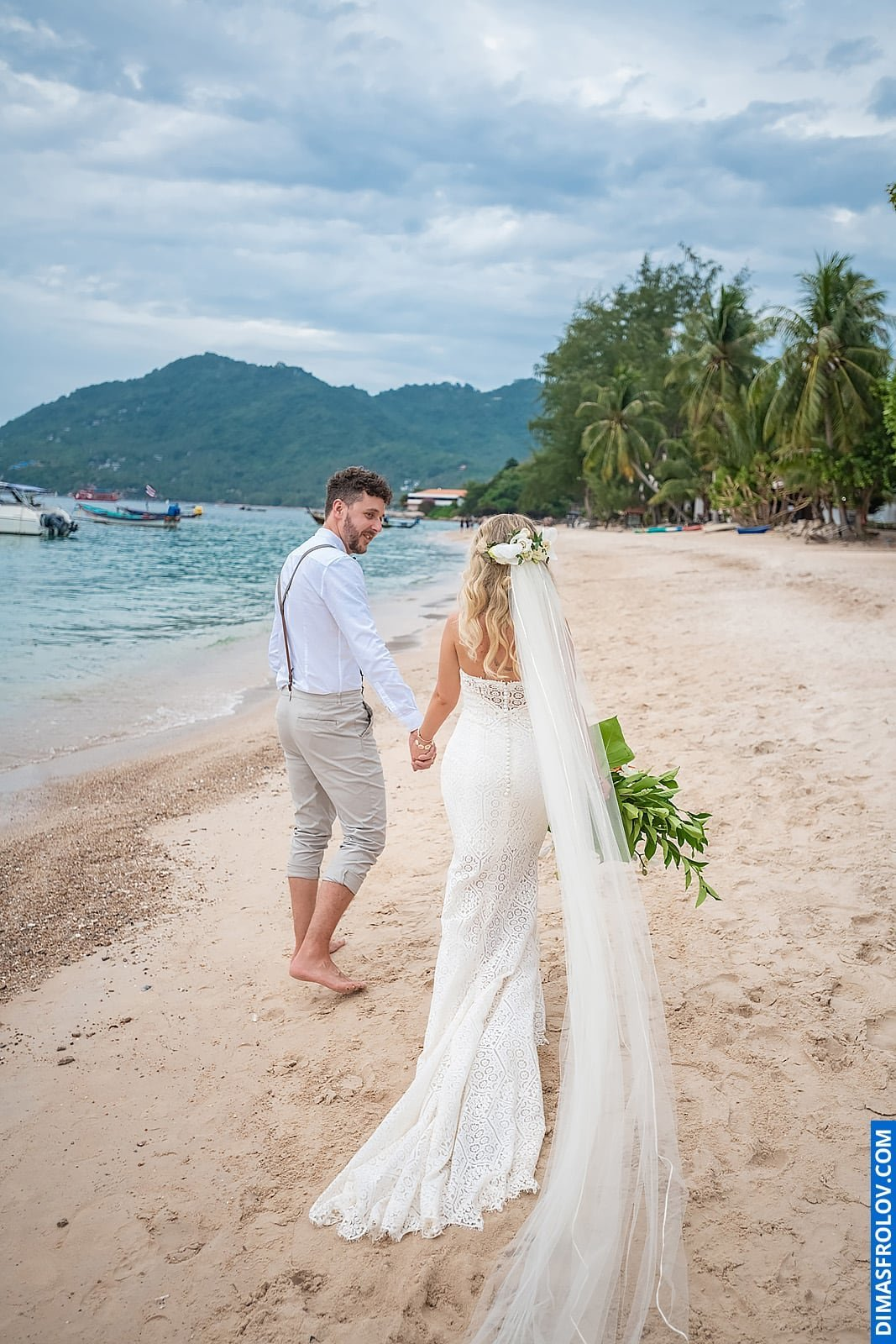 Thailand Beach Wedding Koh Tao (36)