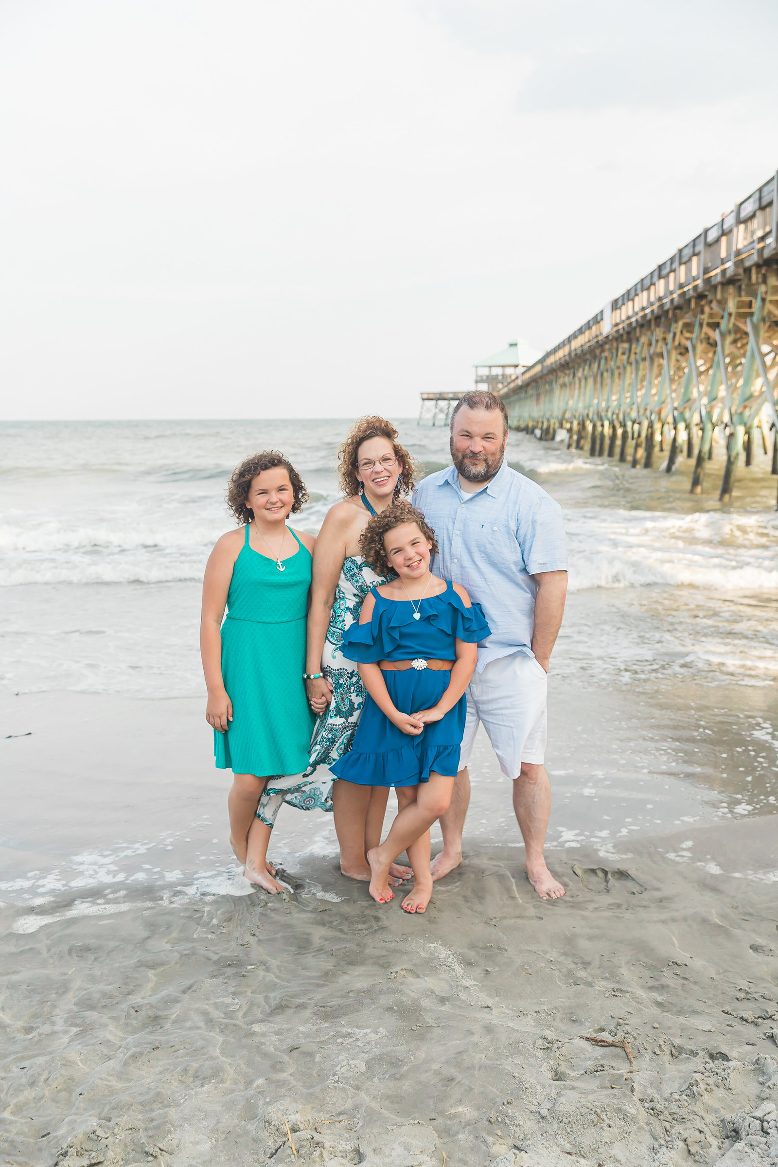 Janice Jones Photography South Carolina Beach Session 2