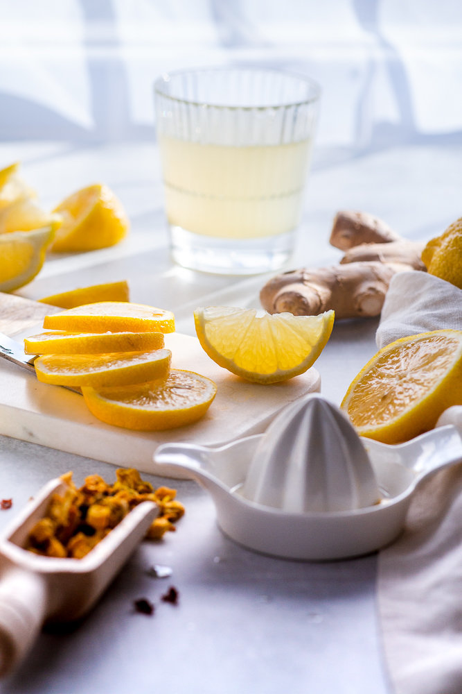 Lemons and spices Bright and Light - Food Photography - Frenchly Photography-4028
