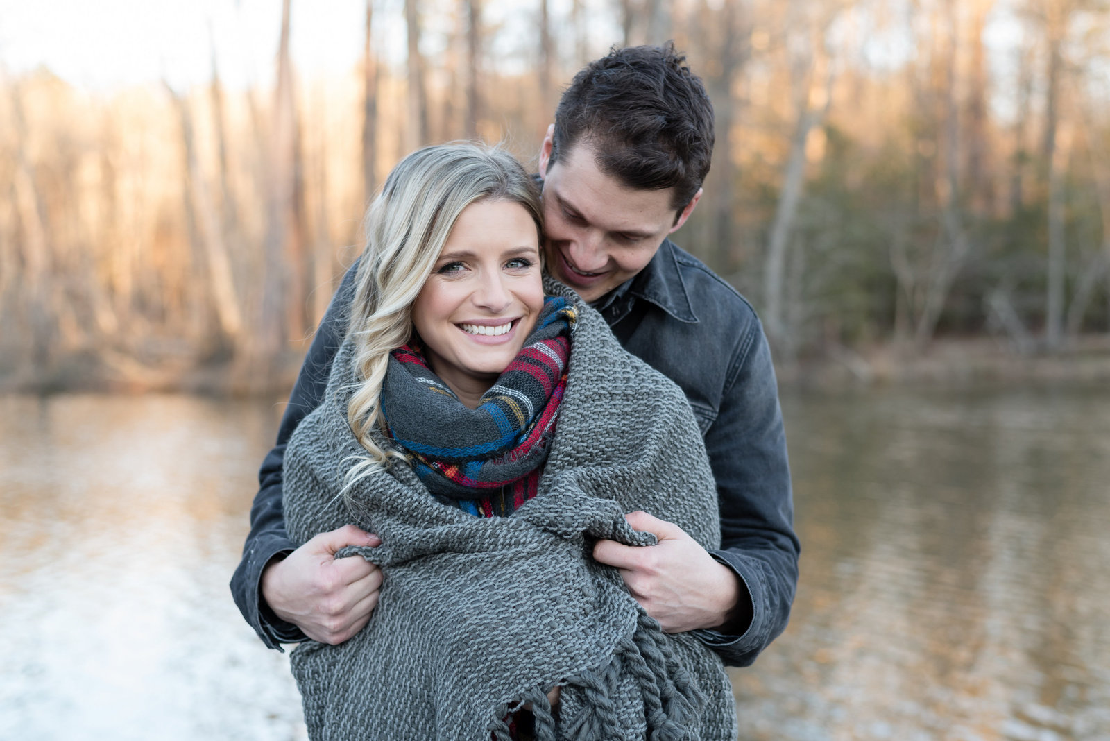 Byra-and-Nick-Pocahontas-State-Park-Engagement-Photos-Melissa-Desjardins-Photography-4