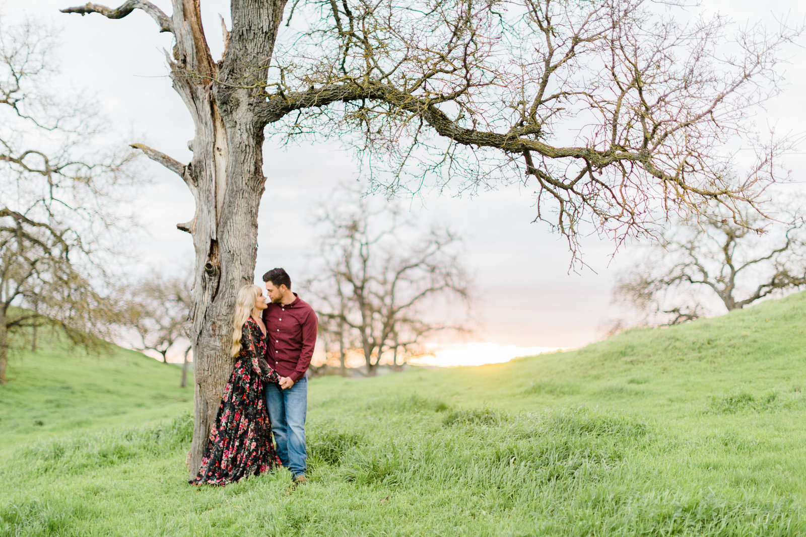 Oakdale Engagement Session