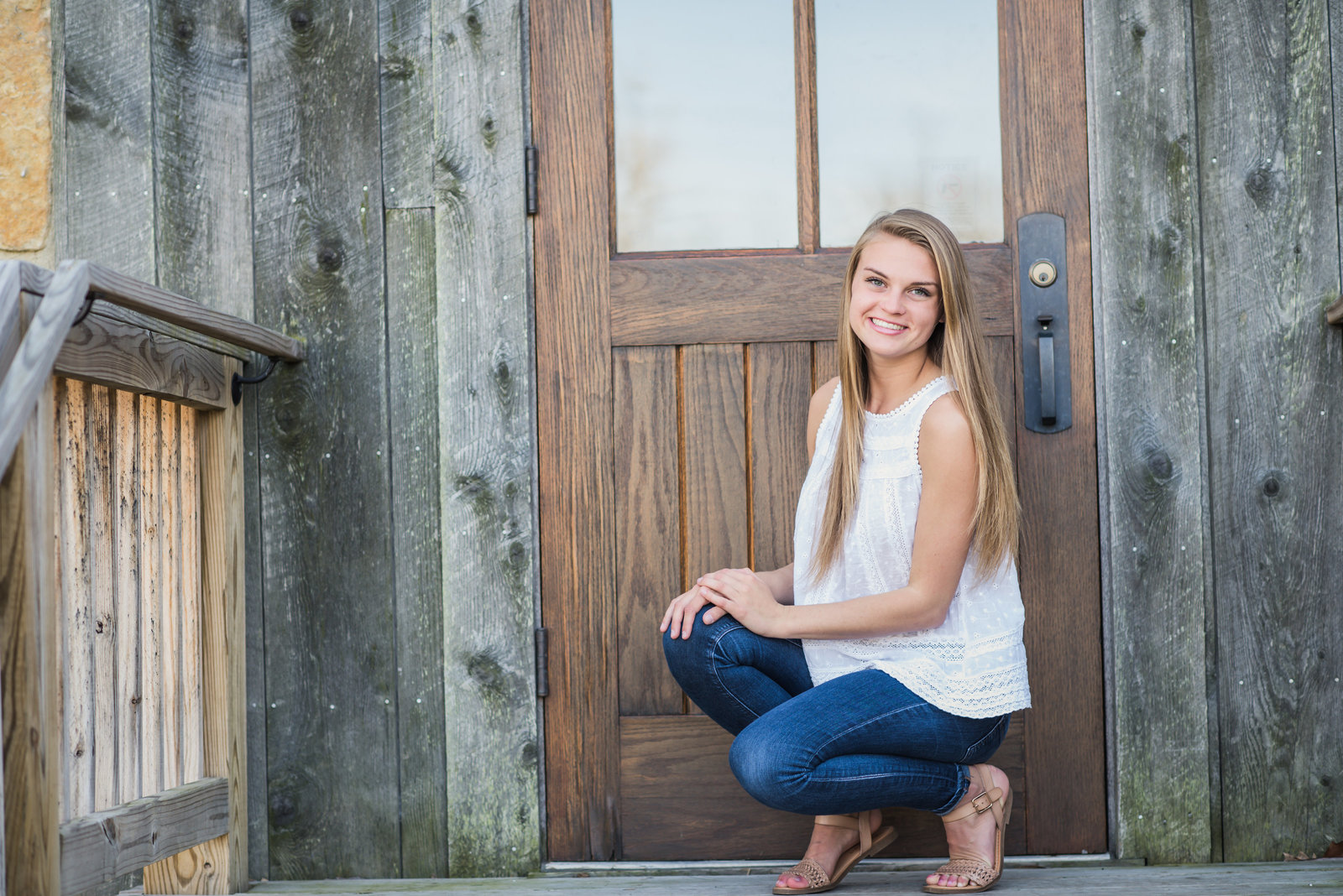POWELL OHIO SENIOR SESSION