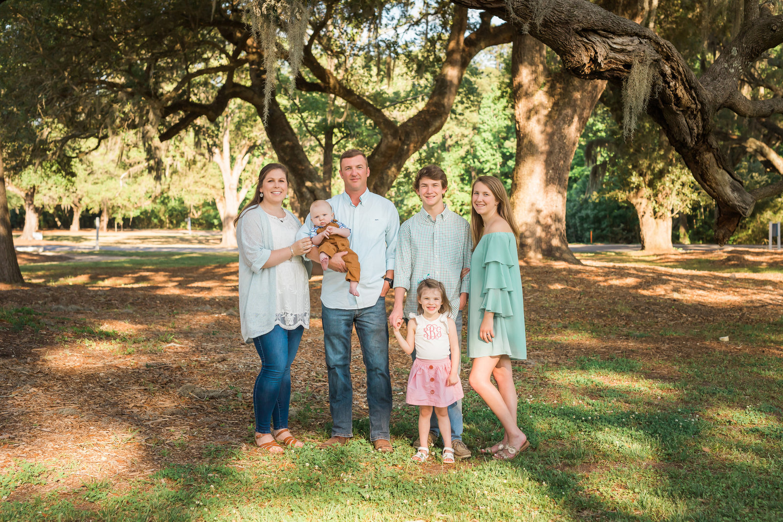 2019-04-28 Barnes and Stewart Families_2019 _Charleston SC Family Photographer_8