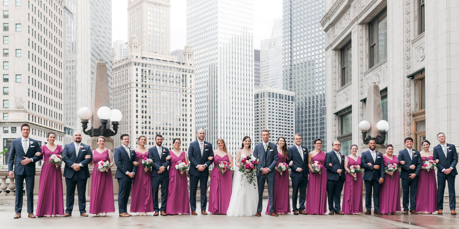Chicago Wedding Photographer | Janet D Photography | Londonhouse Wedding Photography