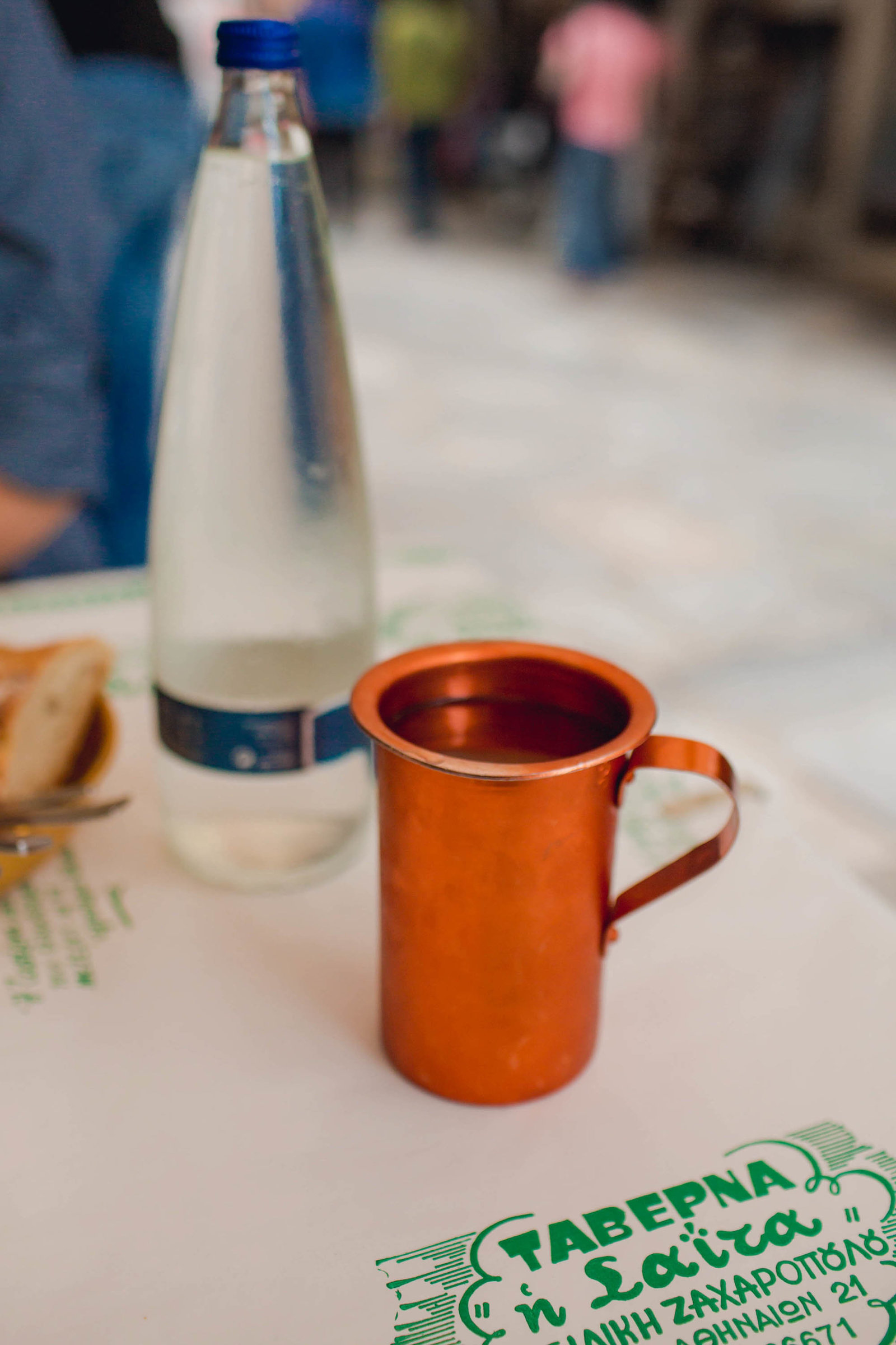 travel-food-editorial-wine-drink-copper-mug-athens-greece-kate-timbers-photography188