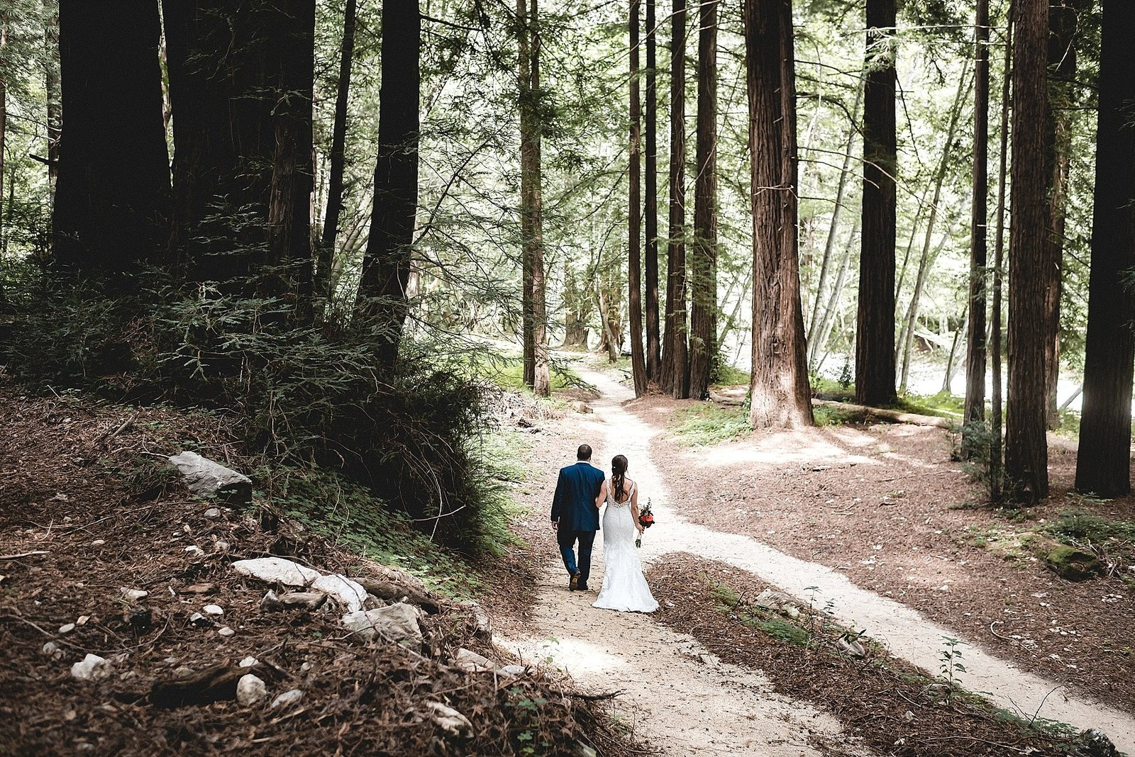 Glen Oaks Wedding Big Sur Elopement 072