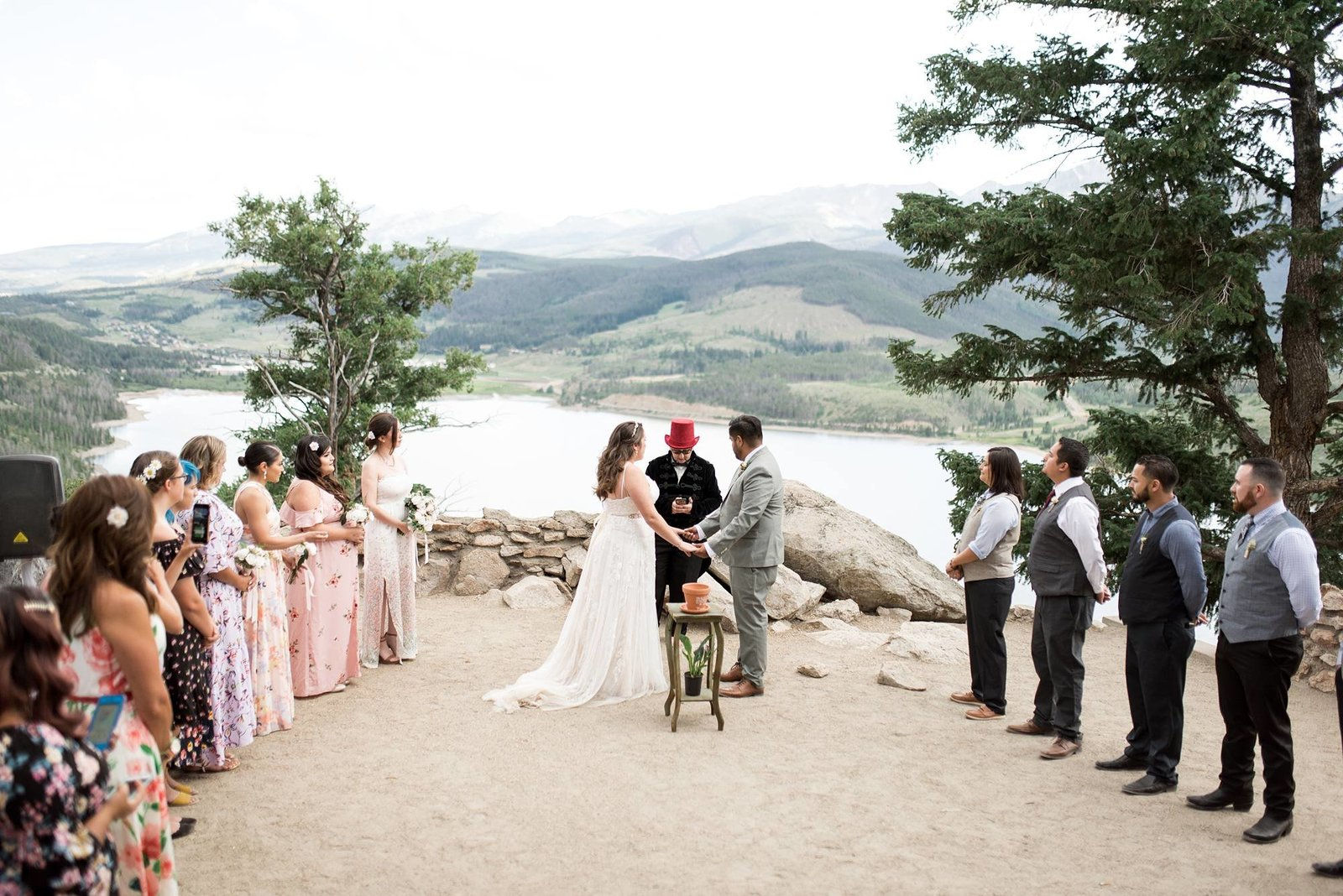 estes park wedding photographers