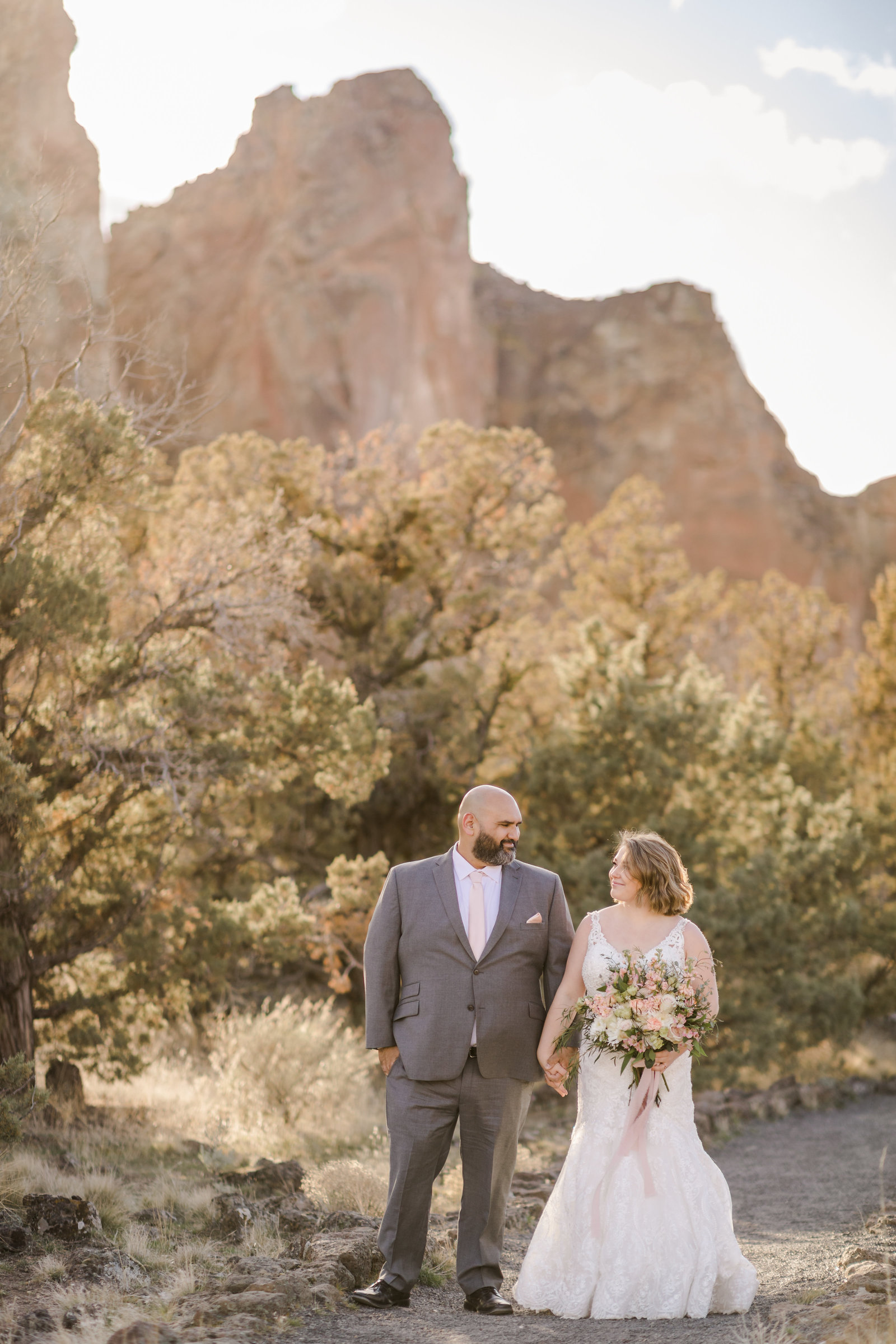 Smith Rock Elopement-59