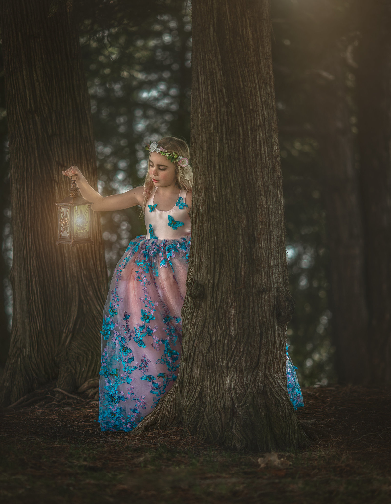 Pretty dreams photography fairy tale session