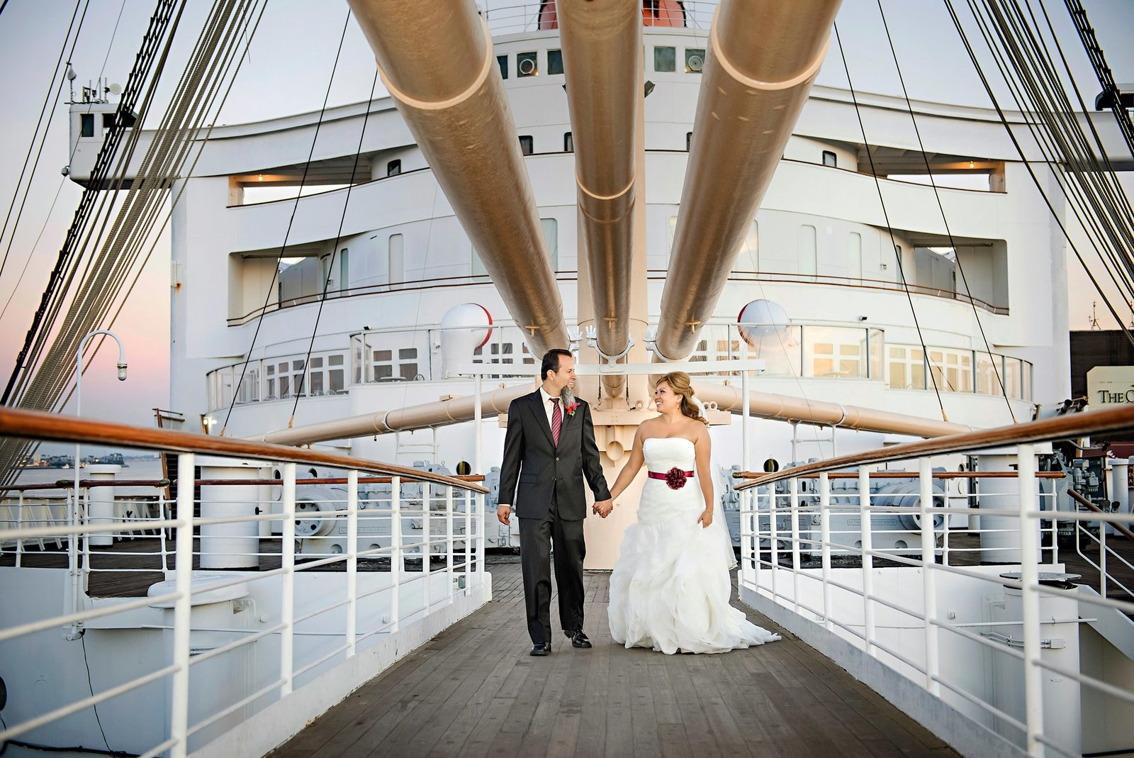 Queen Mary Wedding