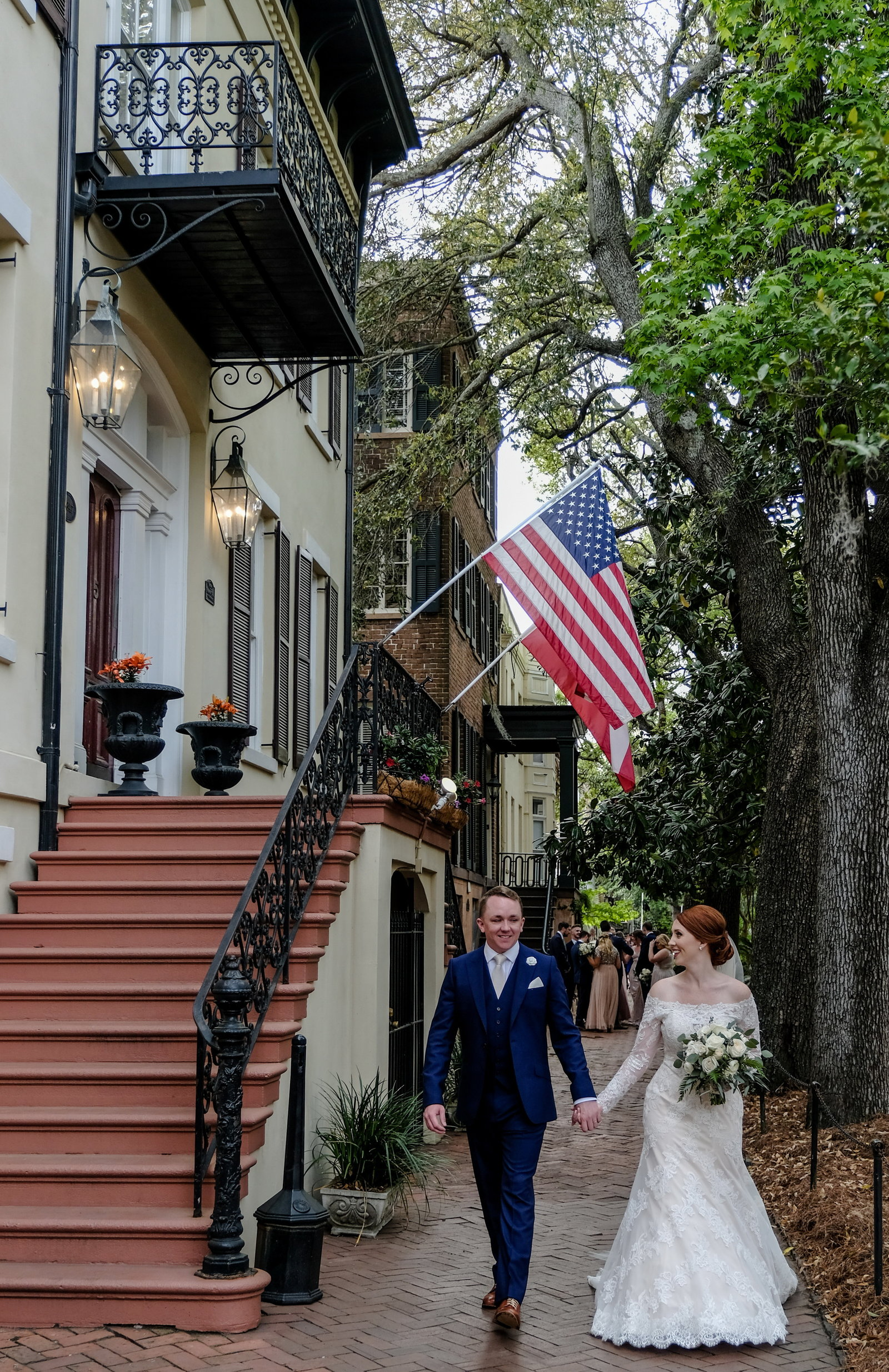 Kathleen & Thomas, Savannah Wedding Photographer, Bobbi Brinkman Photography
