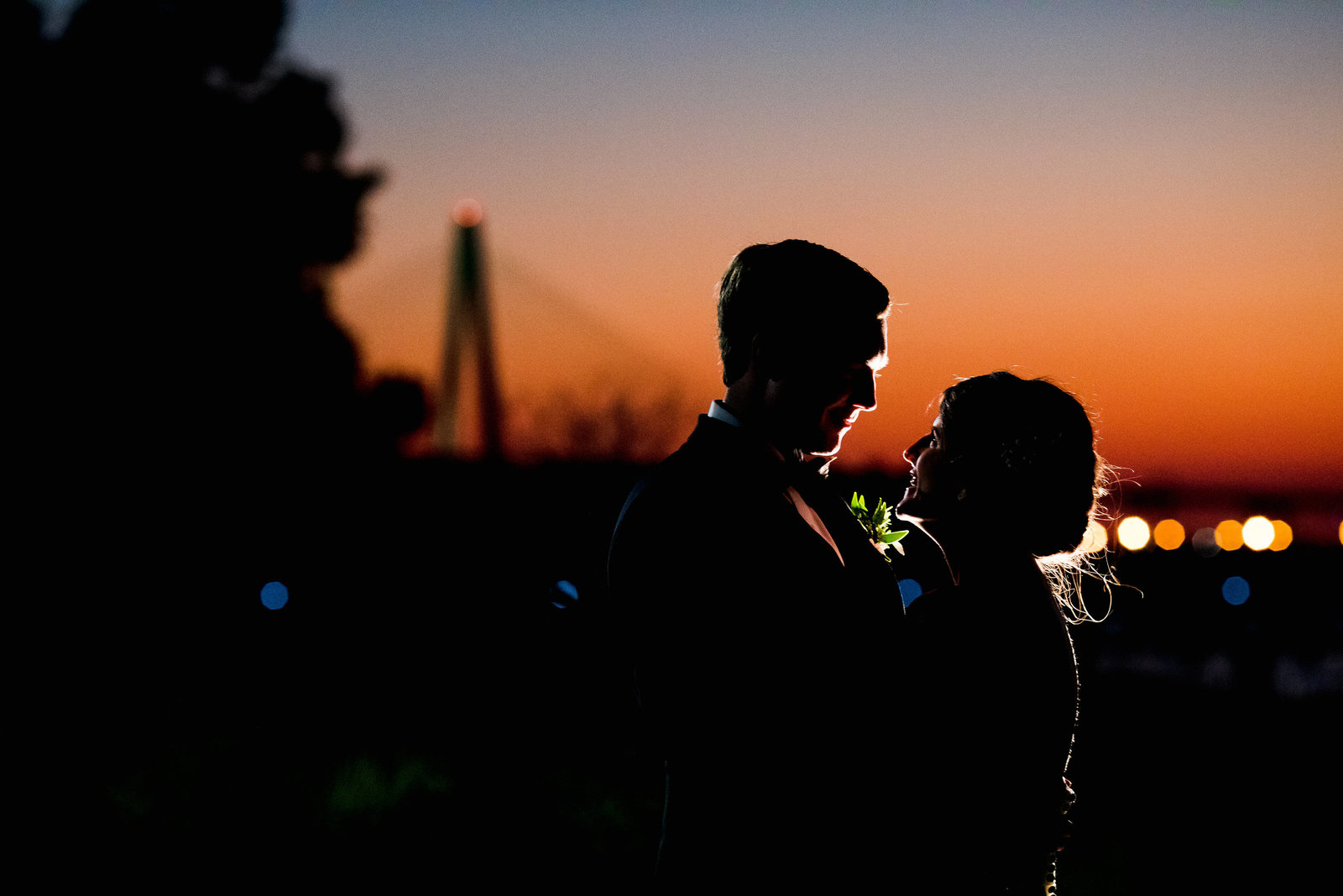 Sunset by Cory Lee Photography | Charleston Wedding Photographer