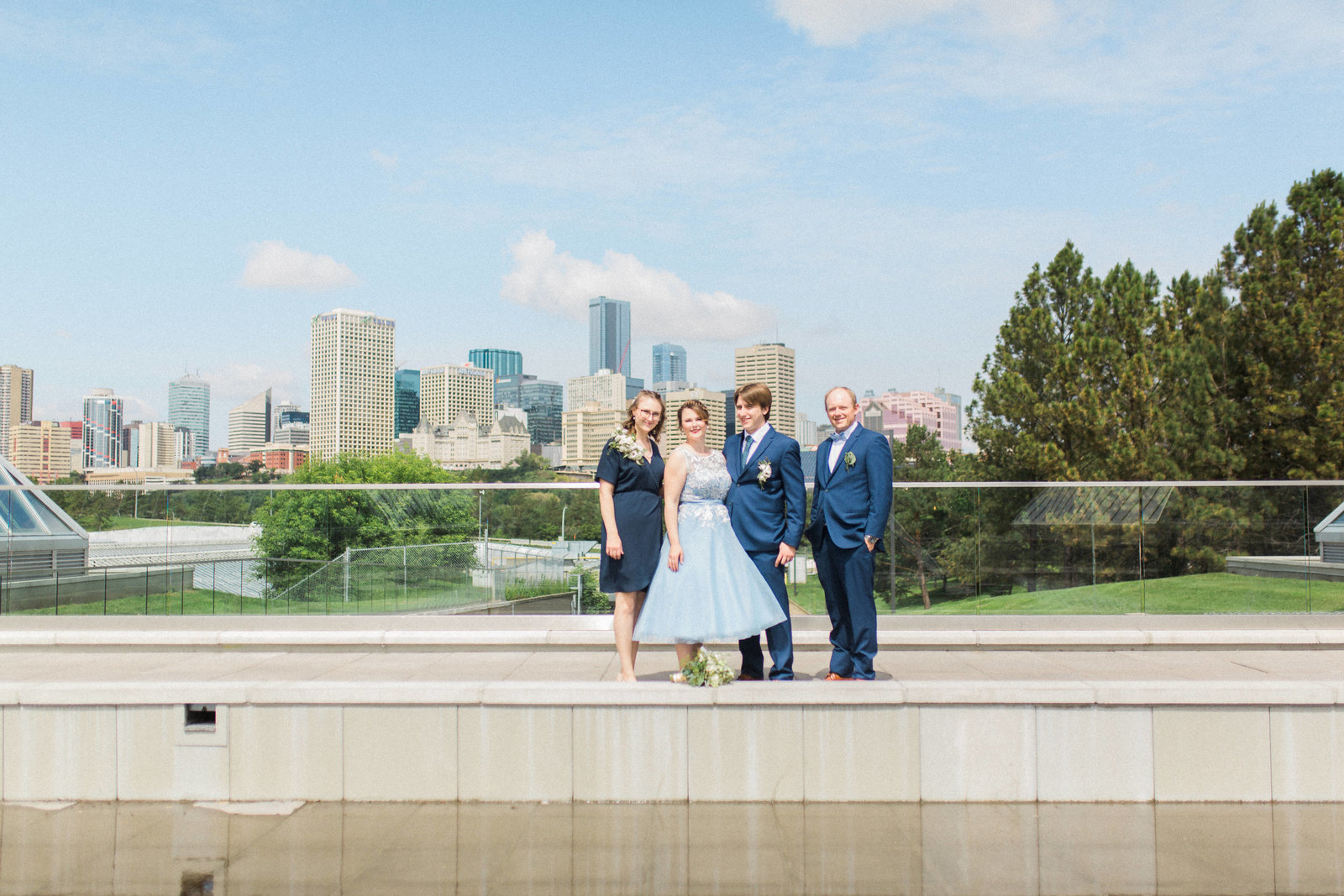 Muttart Conservatory Wedding - Edmonton Wedding Photographer5