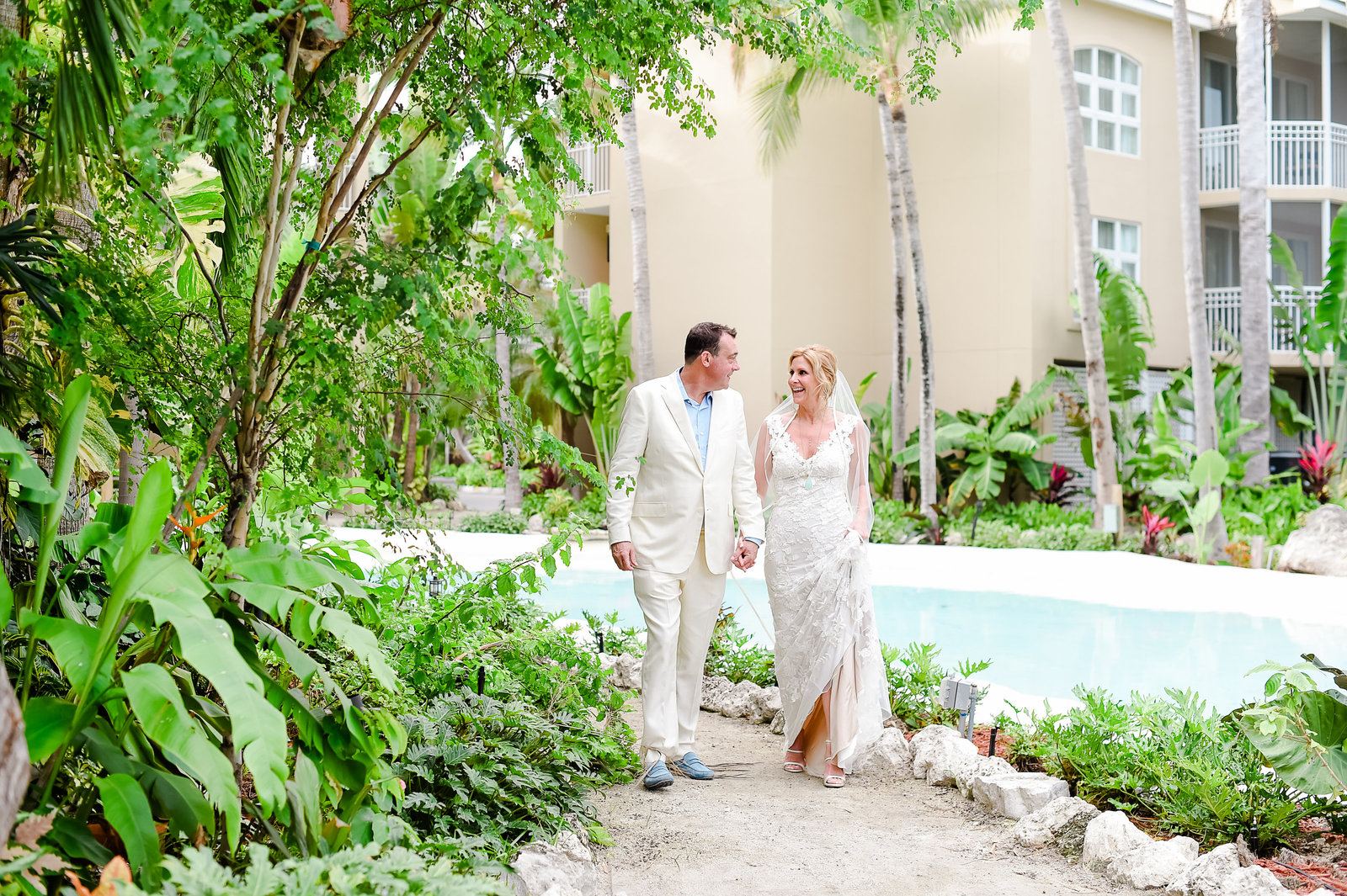 Florida Keys Wedding Photography by Palm Beach Photography Inc