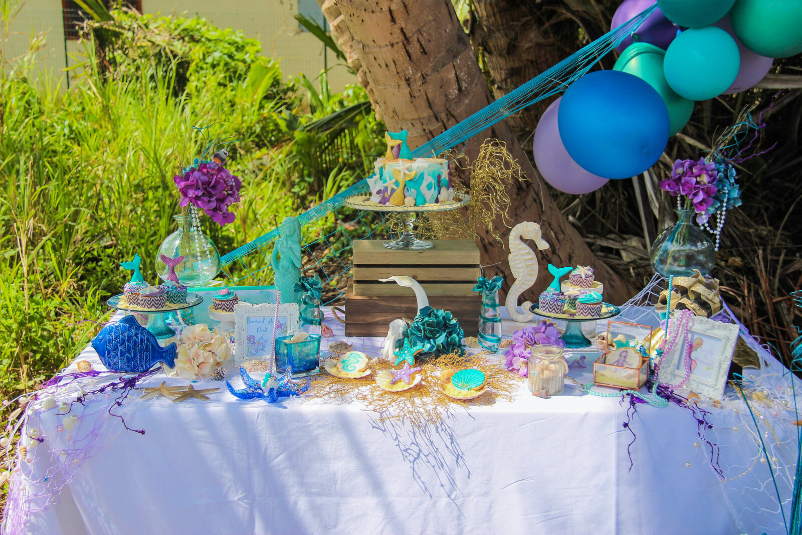 dessert table baby shower guadeloupe nyc paris france event planner