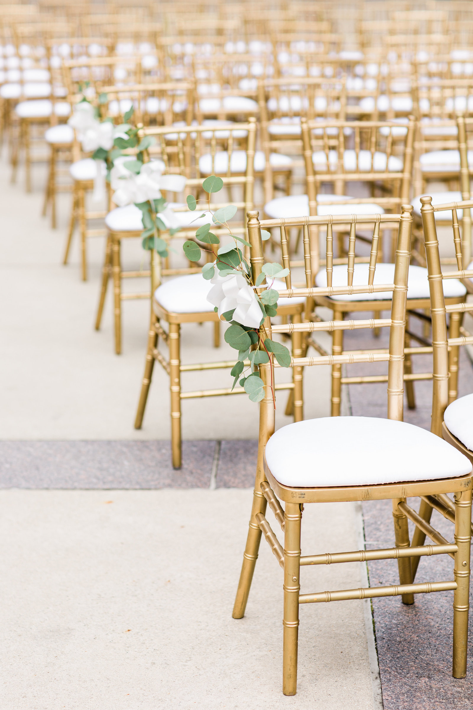 Chiavari chairs the blackwell