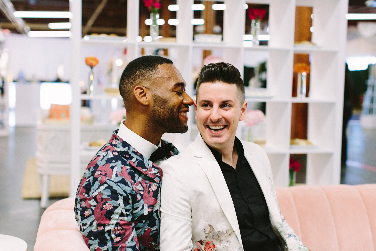 DFW LGBTQIA+ Wedding Photographer