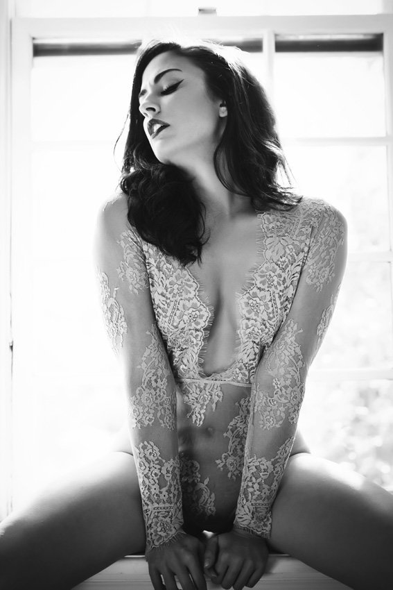 Boudoir Dallas Courtney Engle Photography