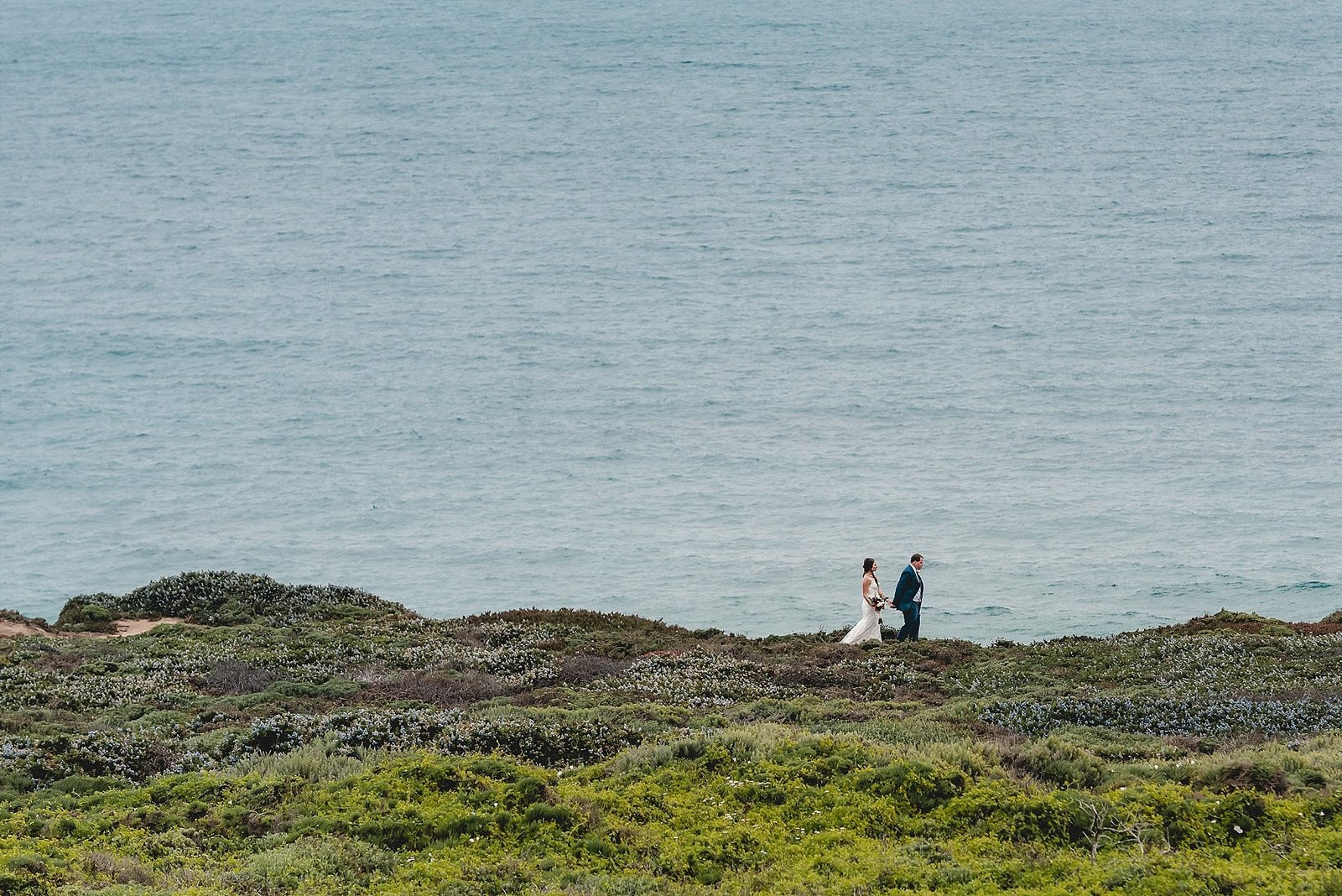 Glen Oaks Wedding Big Sur Elopement 095