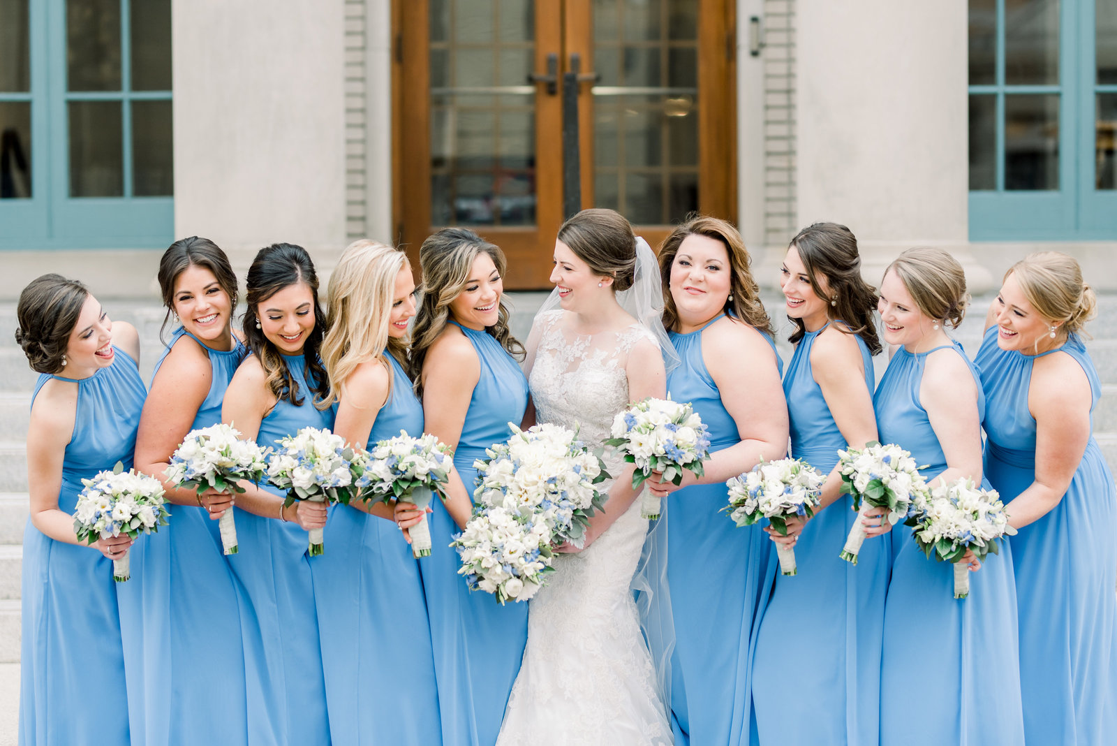 historic-post-office-hampton-virginia-wedding-southern-blue-bridesmaids-dresses-photo485