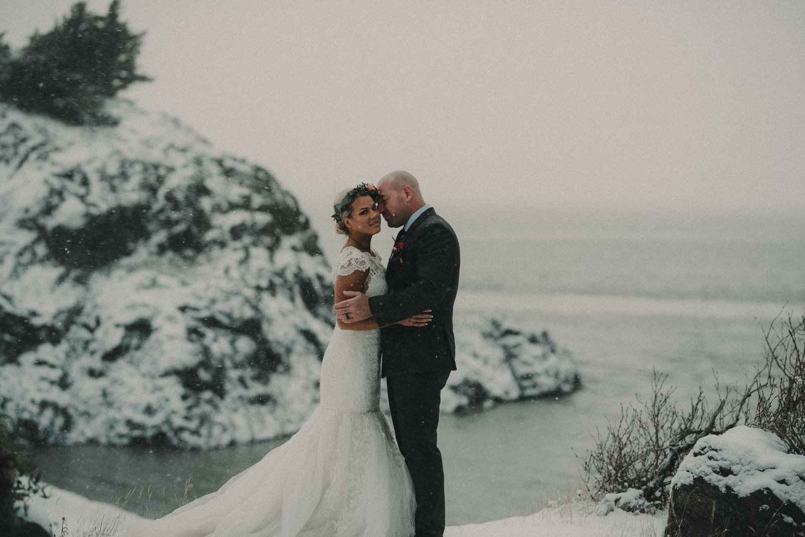 Alaska Wedding Photographer Chelsa J