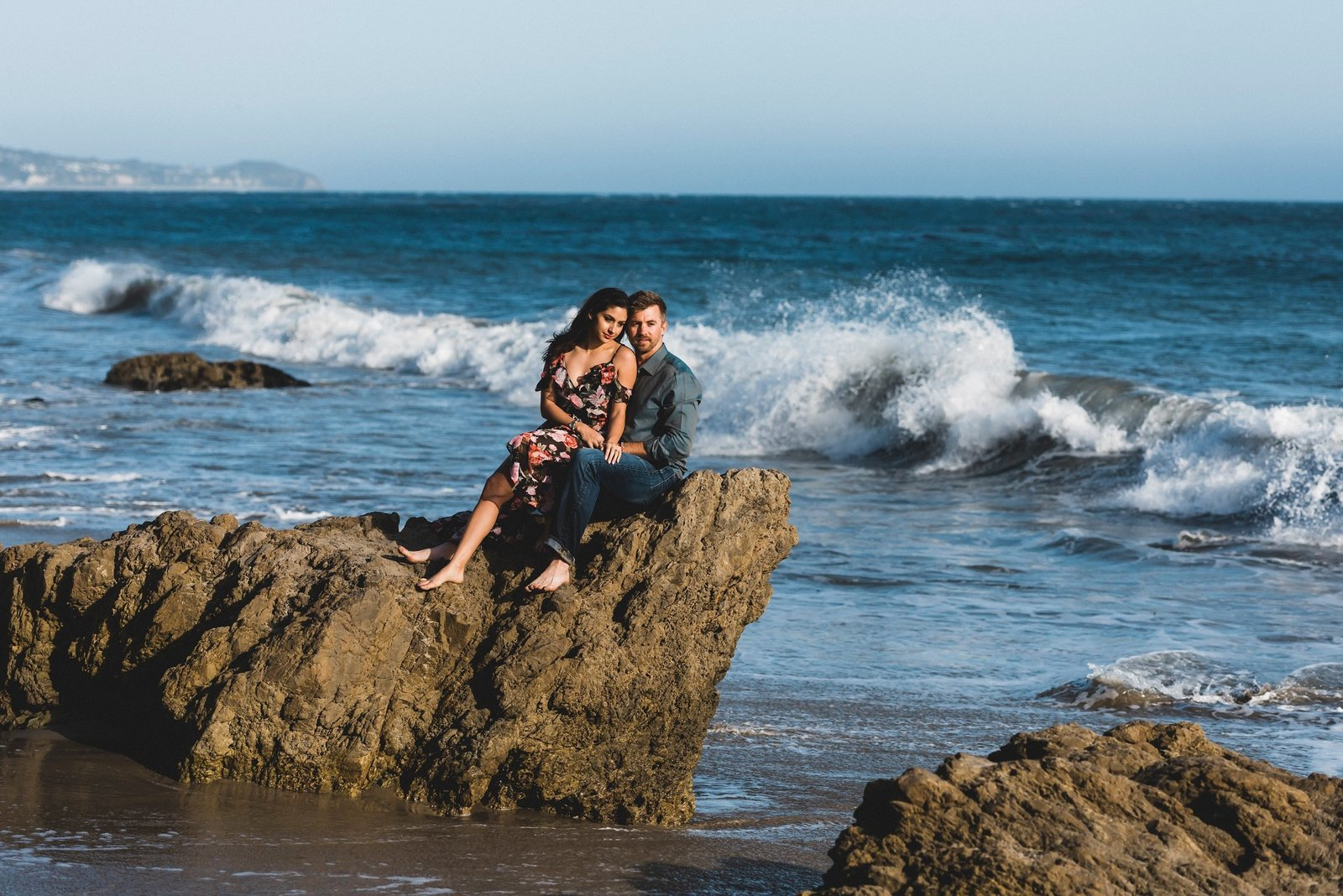 Malibu Engagement Session Photographer 006
