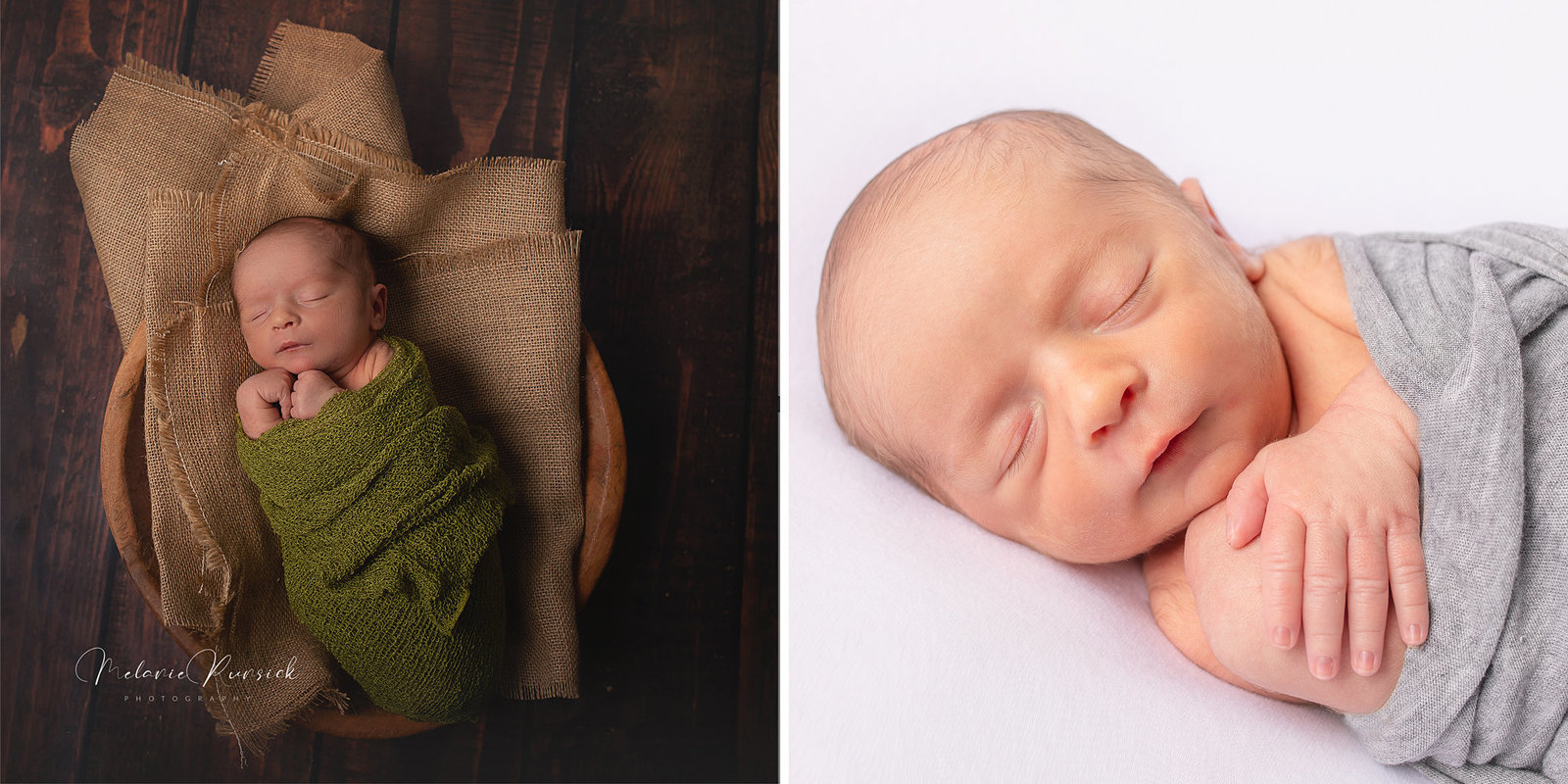 Northeast Arkansas Newborn Photographer Melanie Runsick