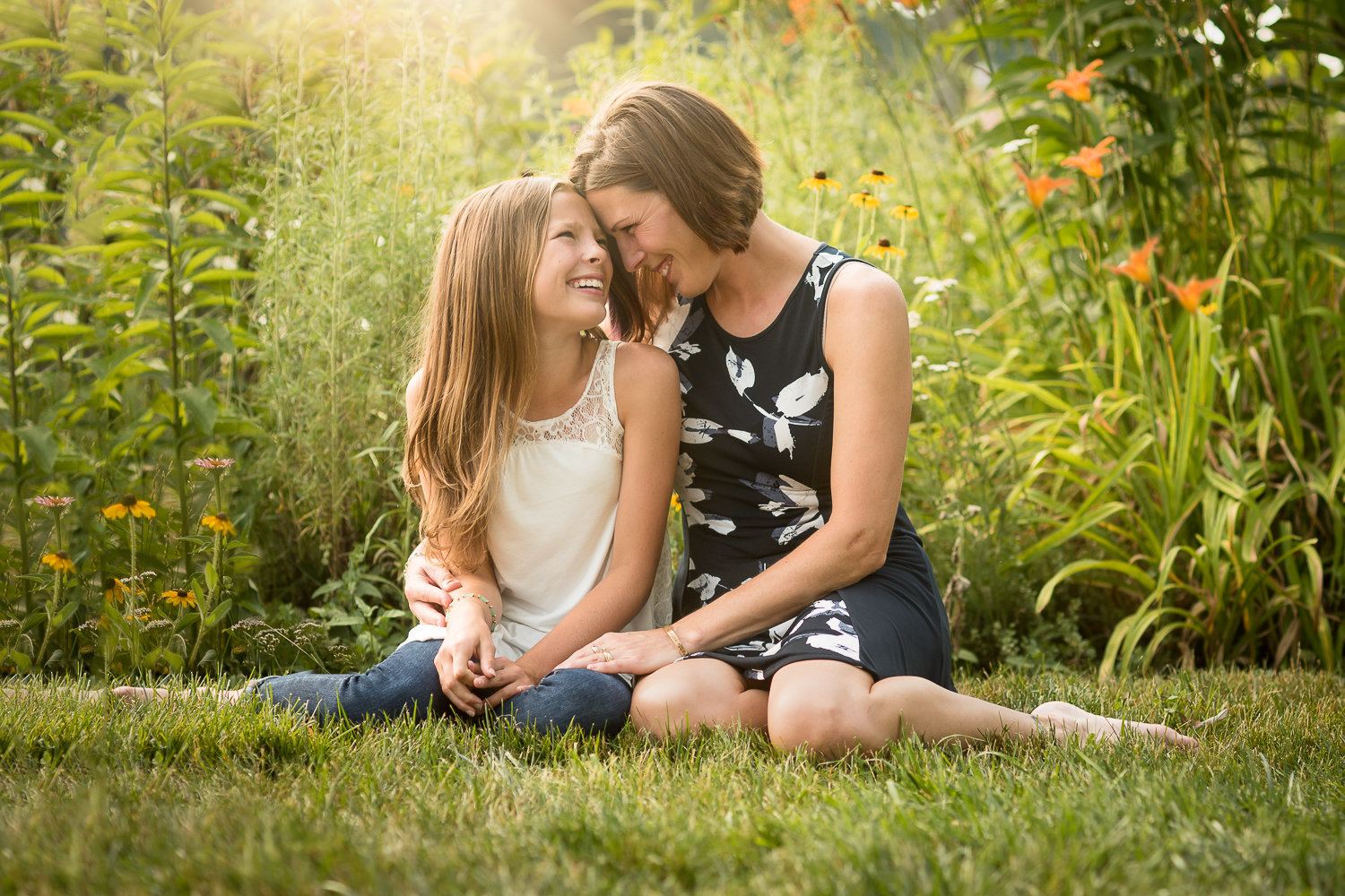 mother and daughter photograph-1