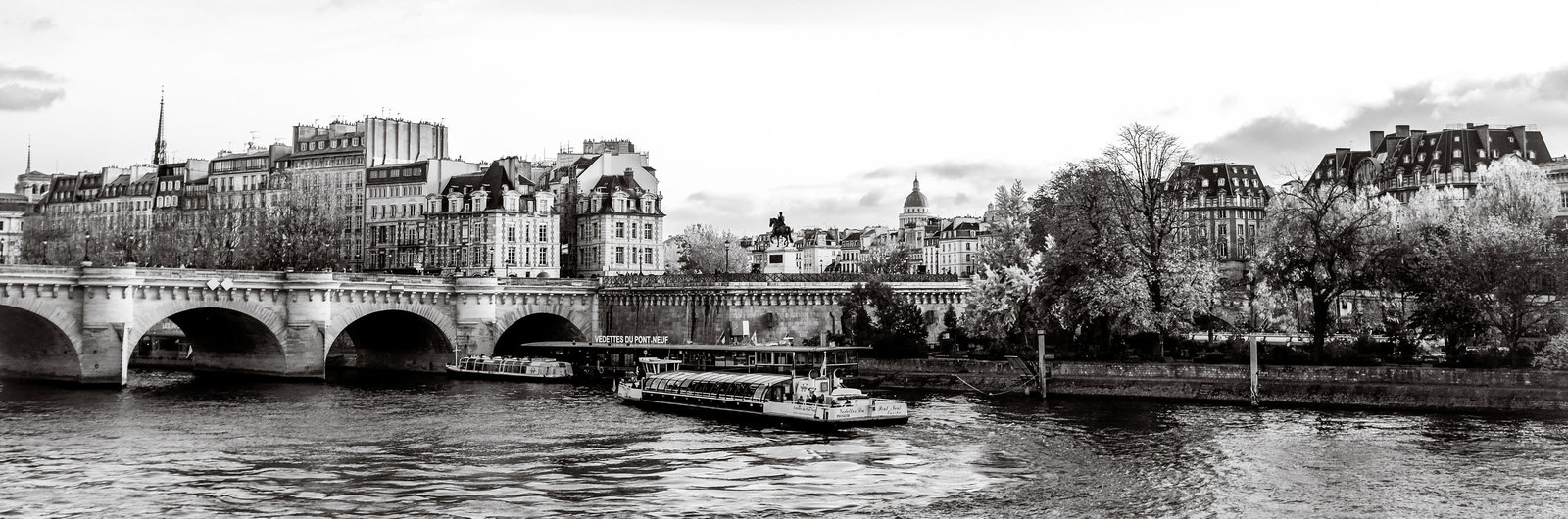 Paris river photography