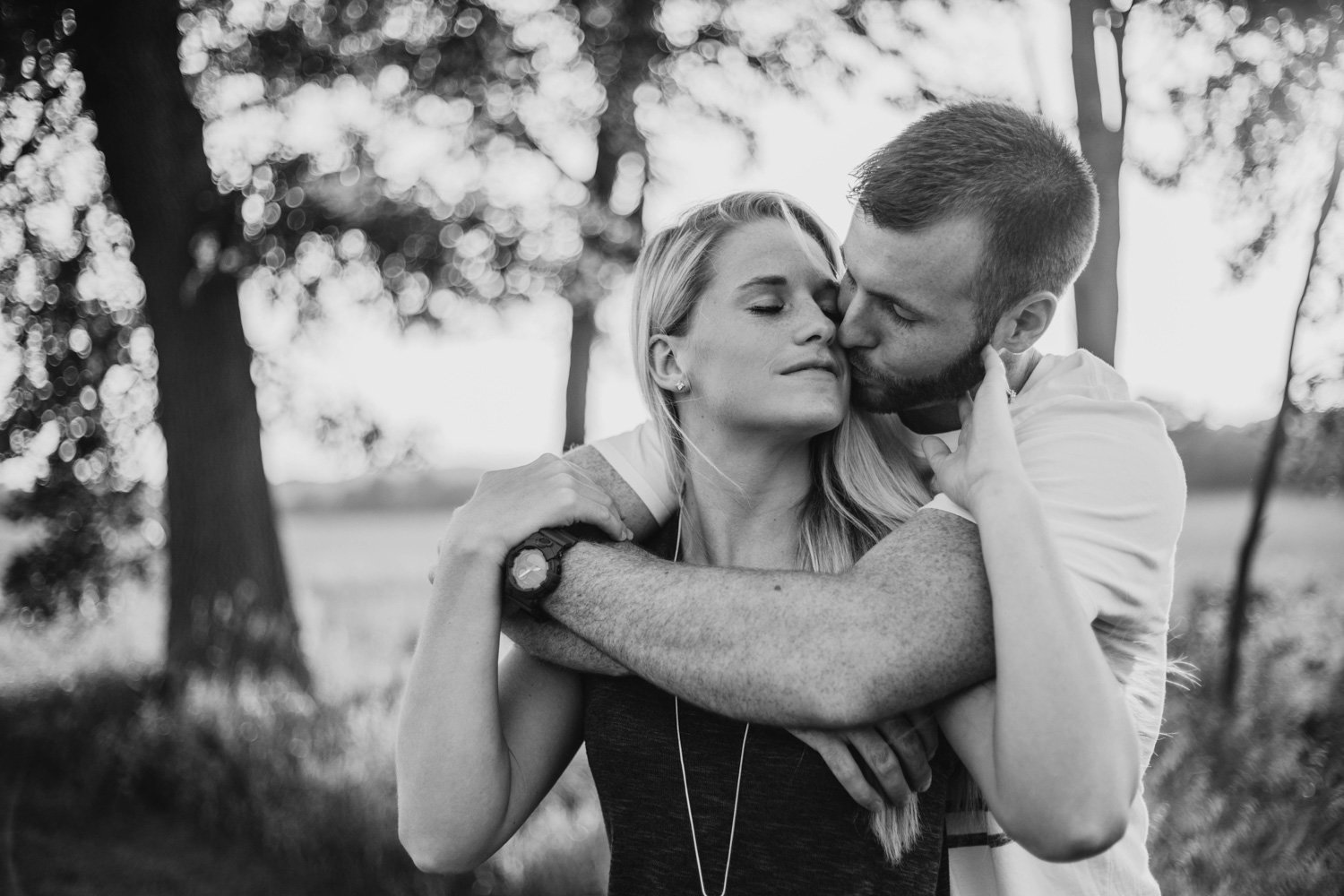 Casual-sunset-engagement-session-prophetstown-state-park-24