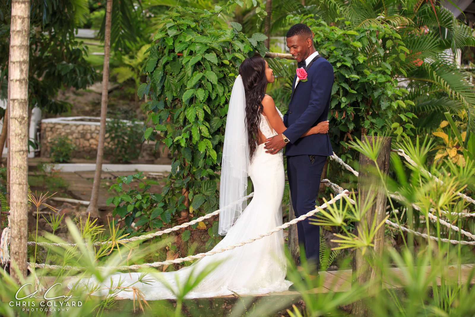 Jamaica Wedding Photographer - Chris Colyard