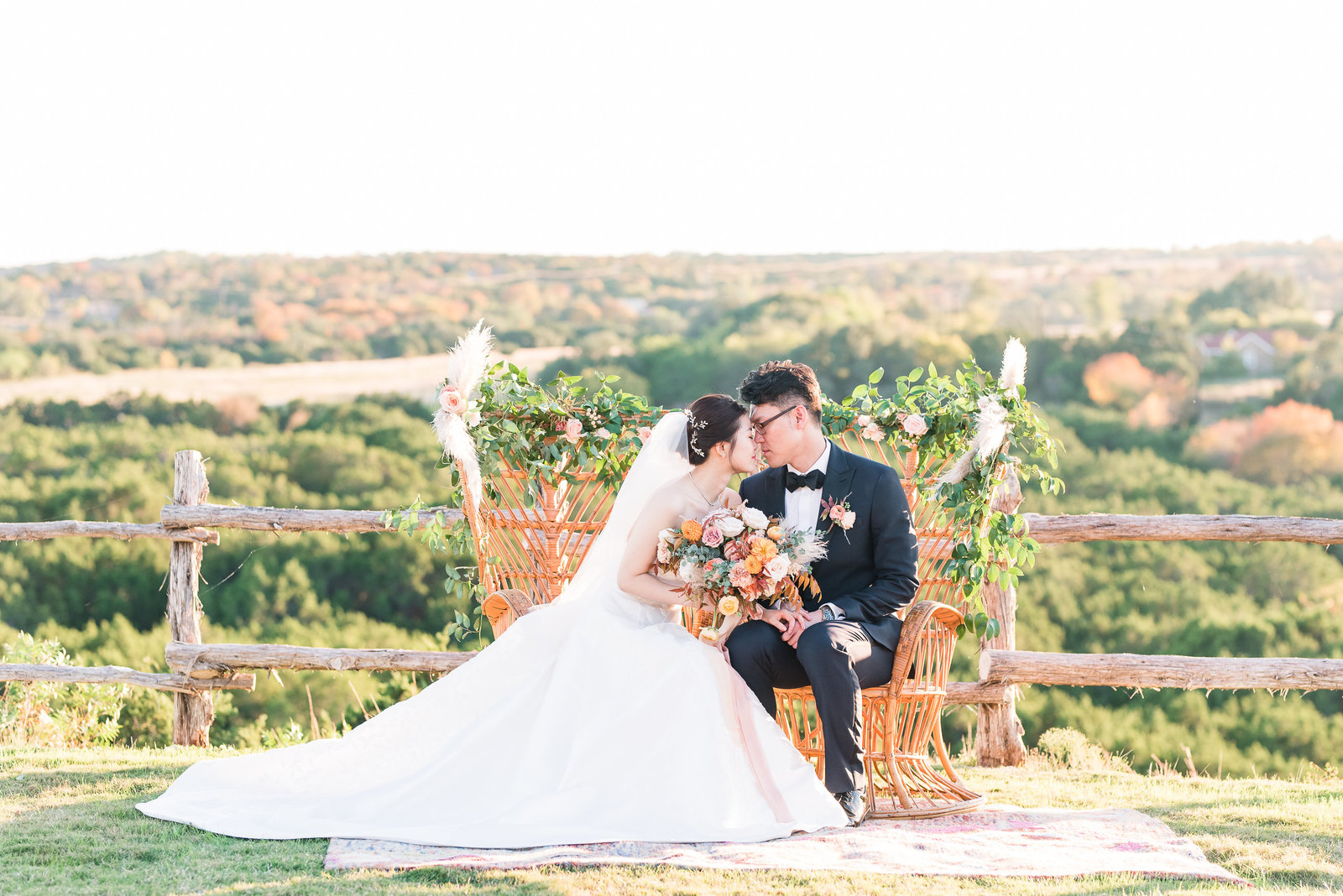 Dallas Wedding Photographer Dove Ridge Vineyard Portrait