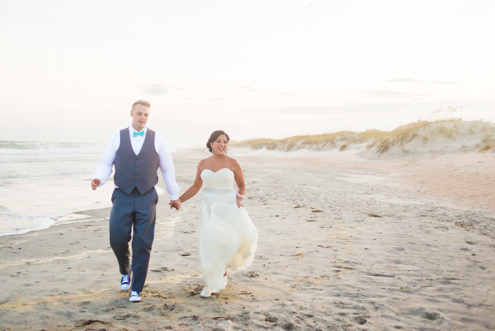 emerald isle weddings