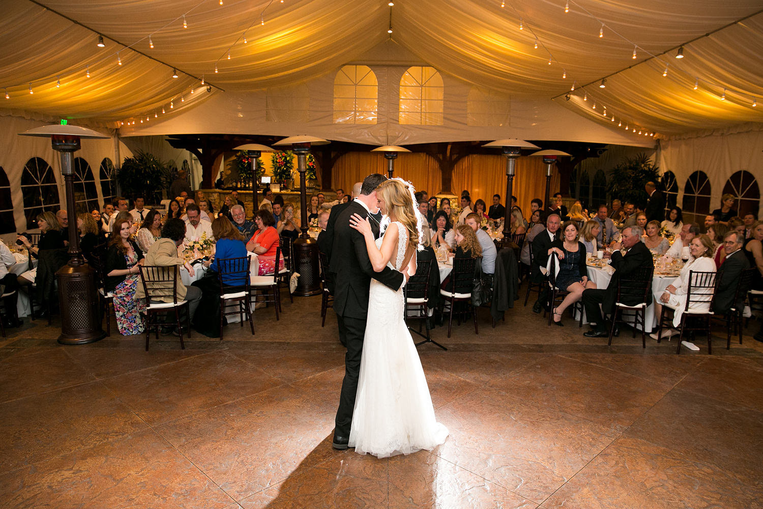 First dance at Grand Tradition Arbor Terrace