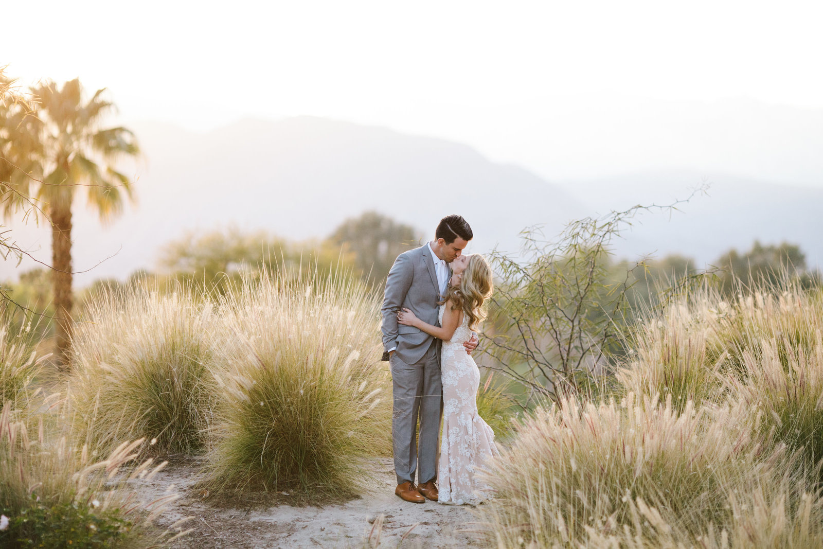 romantic photos at indian wells in palm springs
