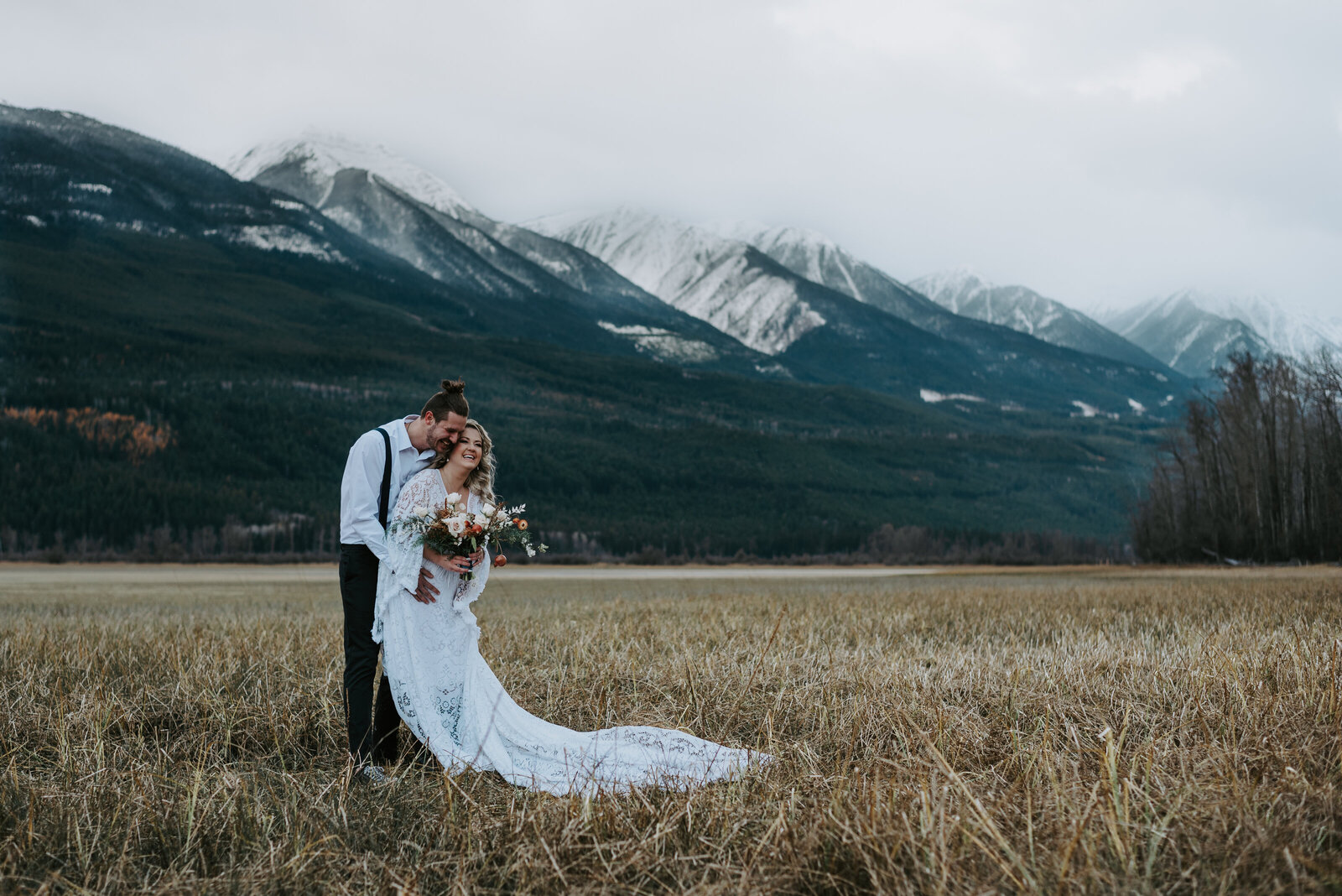 Golden Elopement