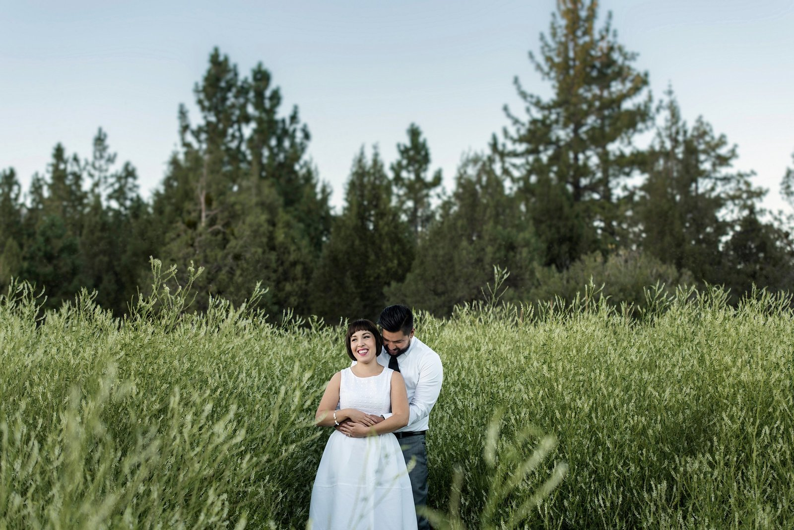 Big Bear Wedding Photographer