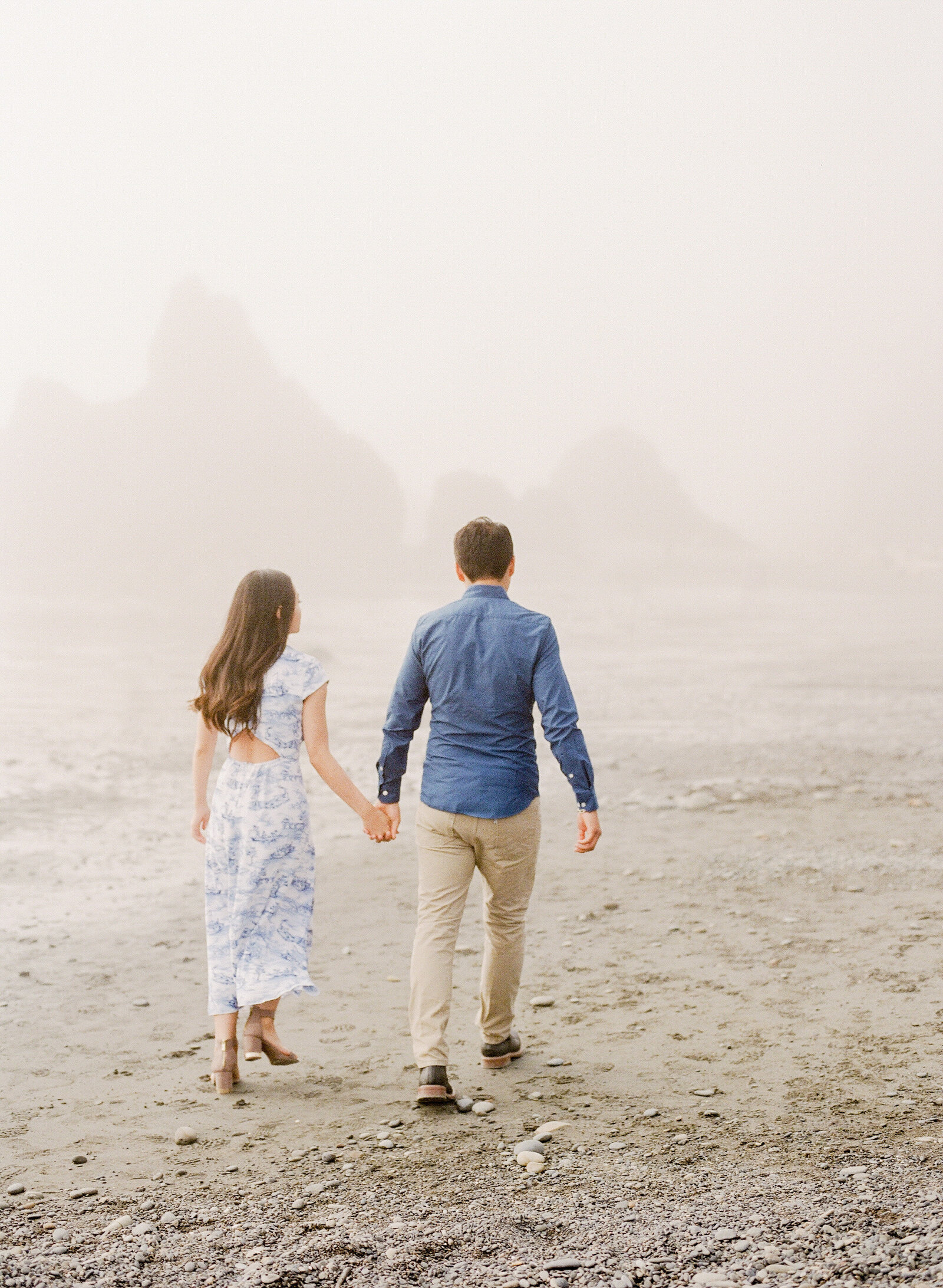 M & M Engagement at Ruby beach (4)