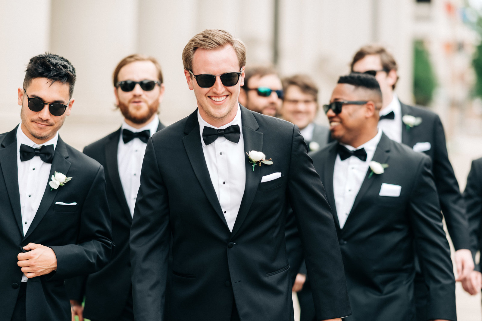 Groom at Albert Pike In Little Rock, Arkansas / Sterling Imageworks