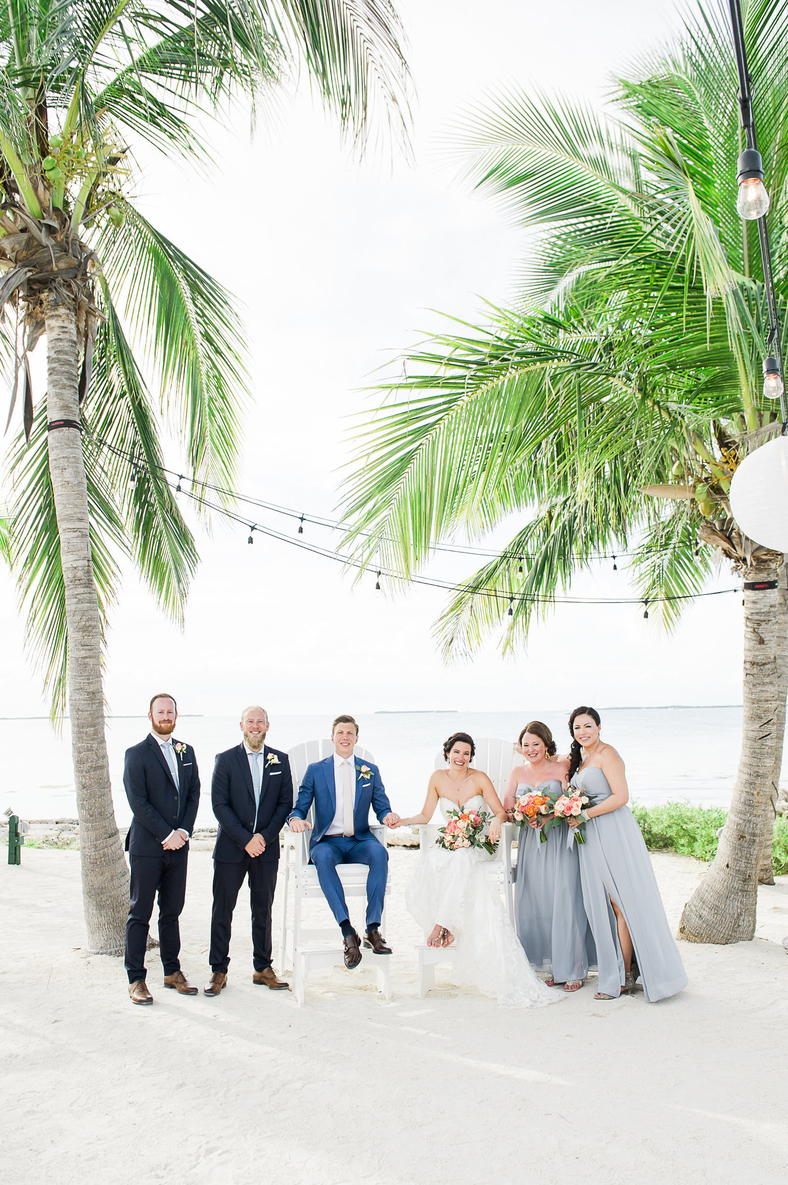 Florida Keys Bridal Party